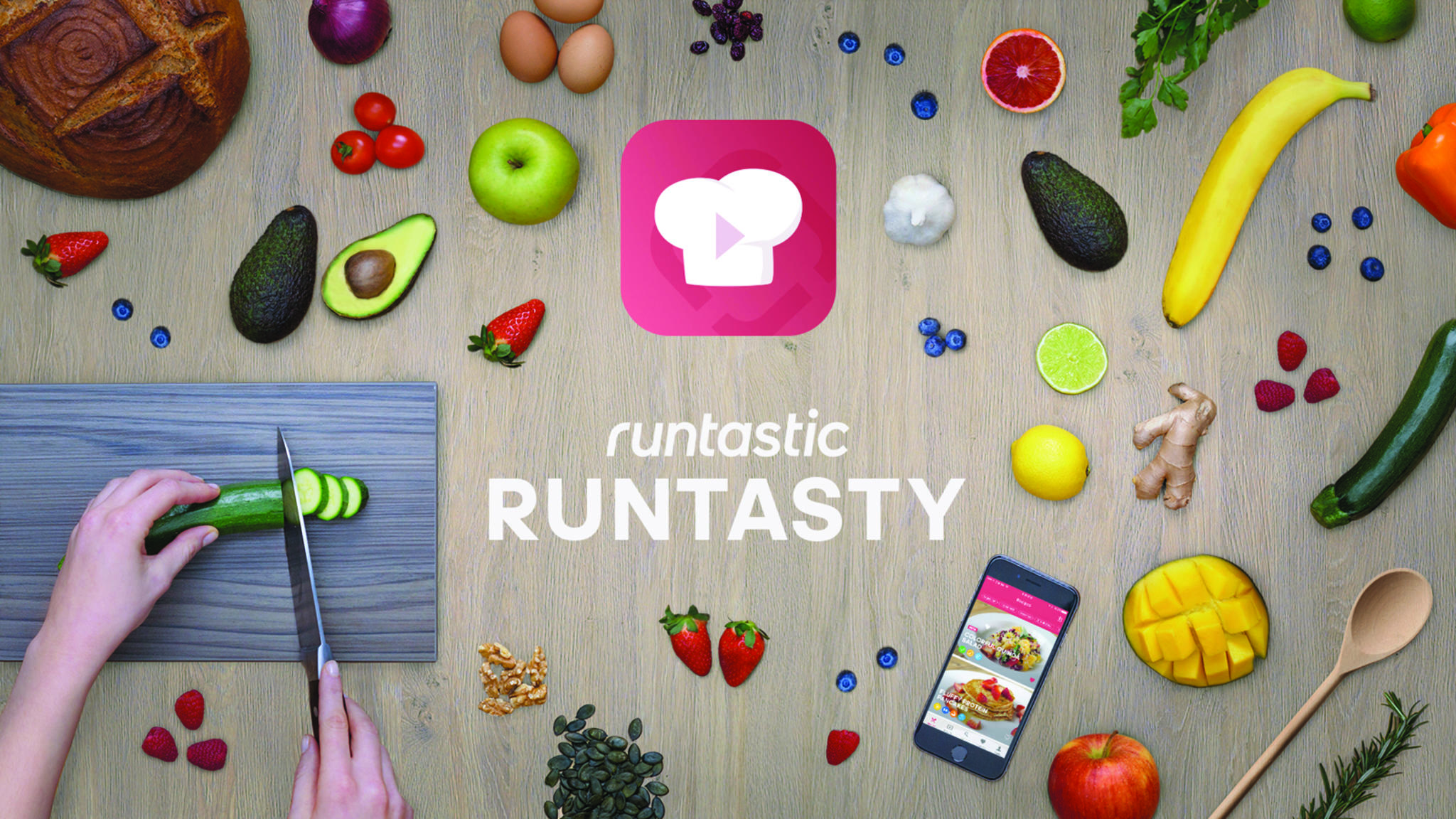 Runtasty ist die neue App der Runtastic-Macher.