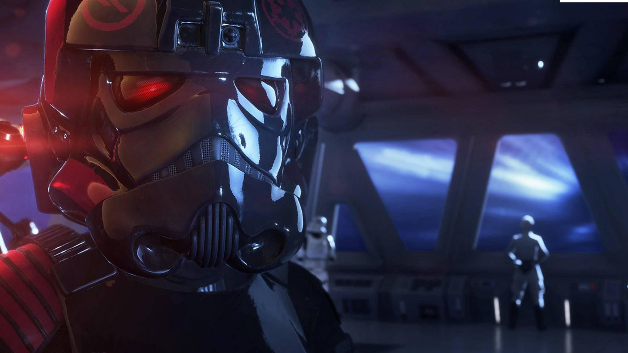 """Die Macht ist nicht mit den """"Star Wars""""-Spielen von EA ..."""
