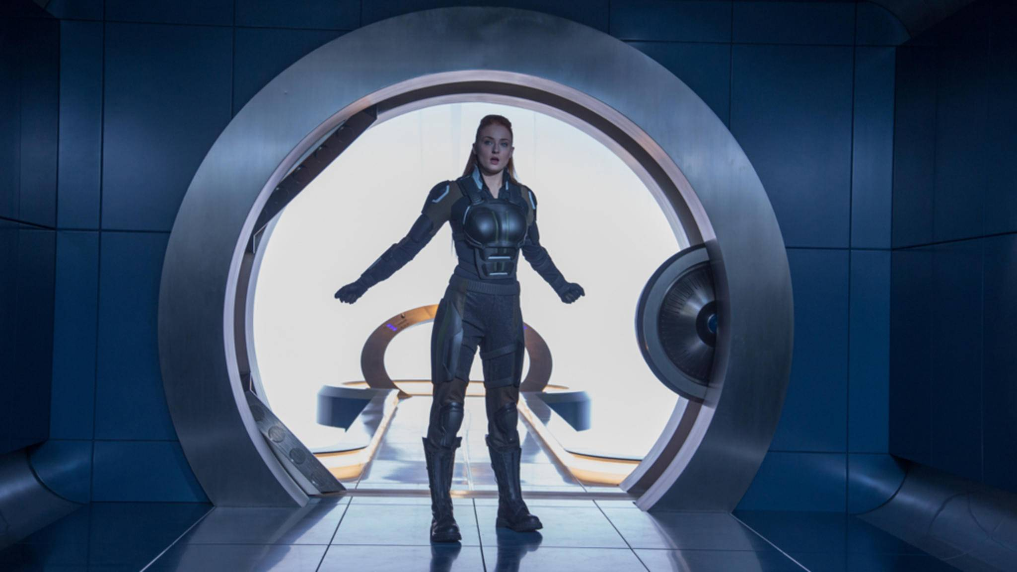 "Sophie Turner hat Jean Grey schon 2016 in ""X-Men: Apocalypse"" gespielt."