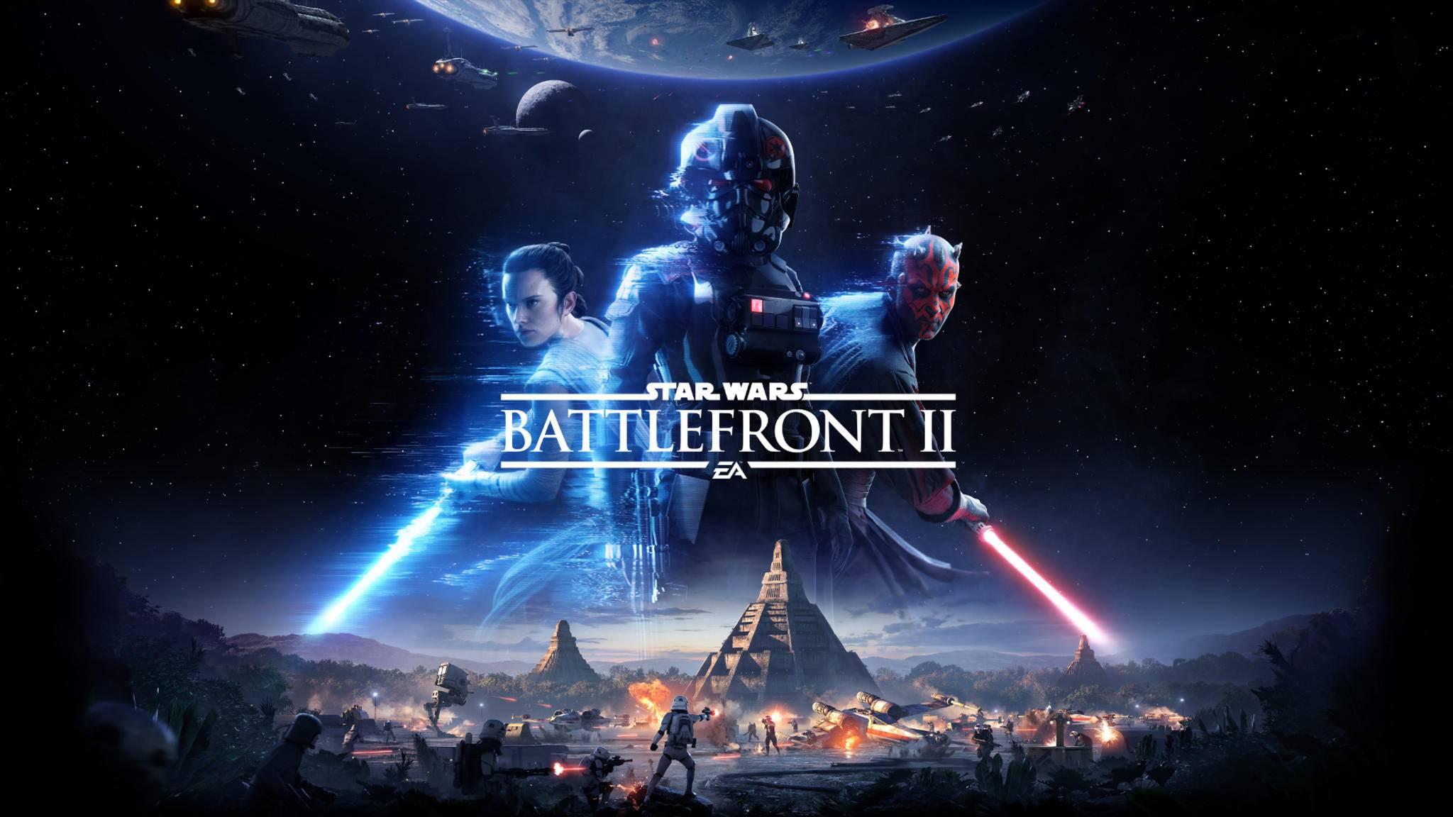 Star Wars Battlefront 2 Artwork