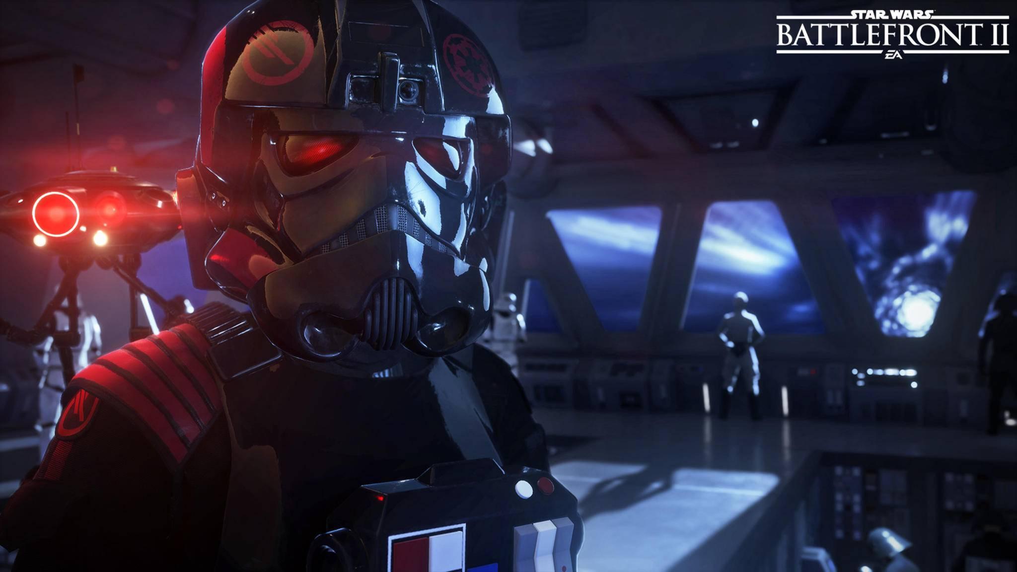 """""""Star Wars: Battlefront 2"""" hat eine hitzige Diskussion über Mikrotransaktionen angestoßen."""
