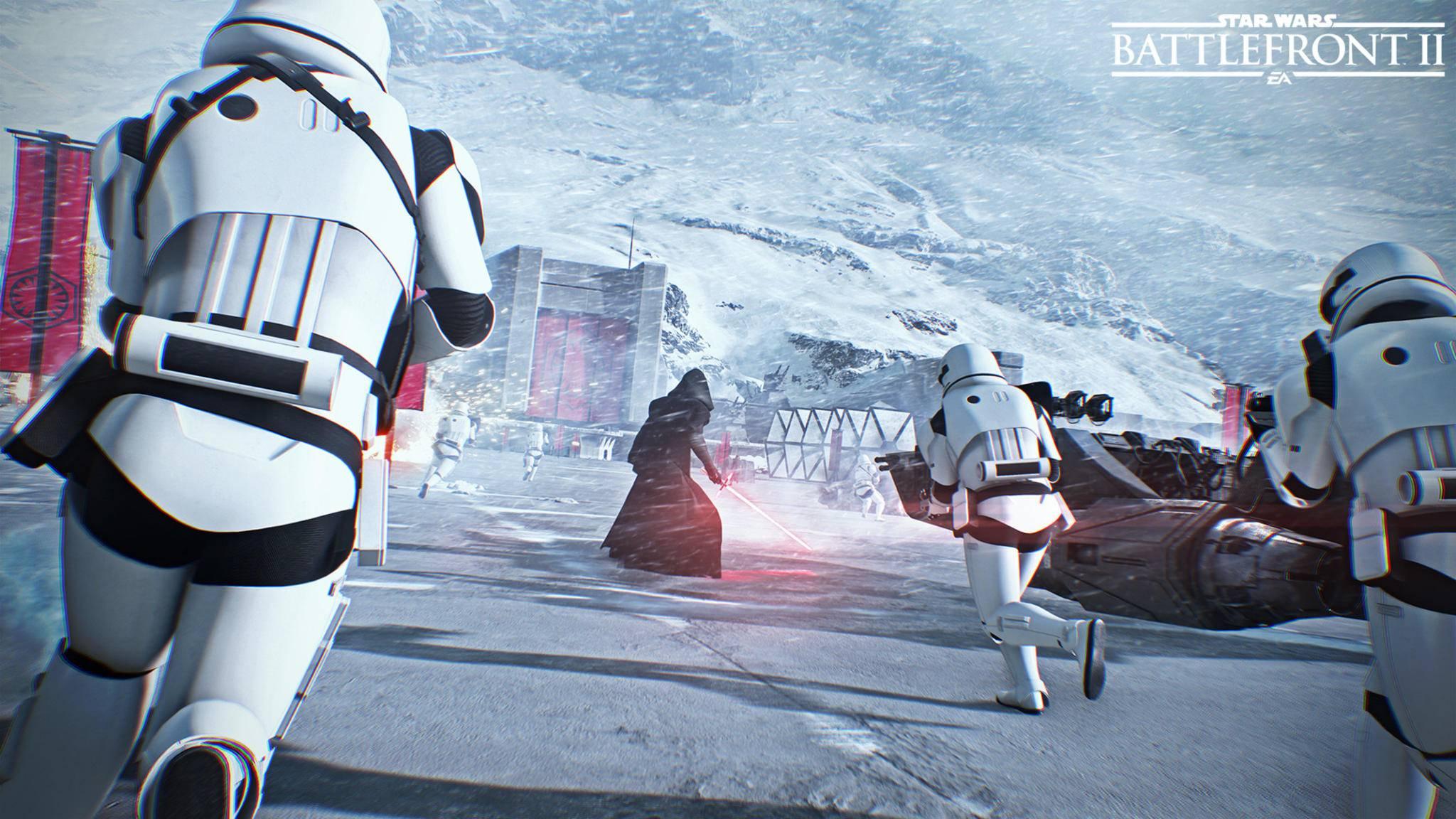 """Nachfolger von """"Battlefront 2"""": """"Star Wars Jedi: Fallen Order"""" wird demnächst erstmalig präsentiert."""