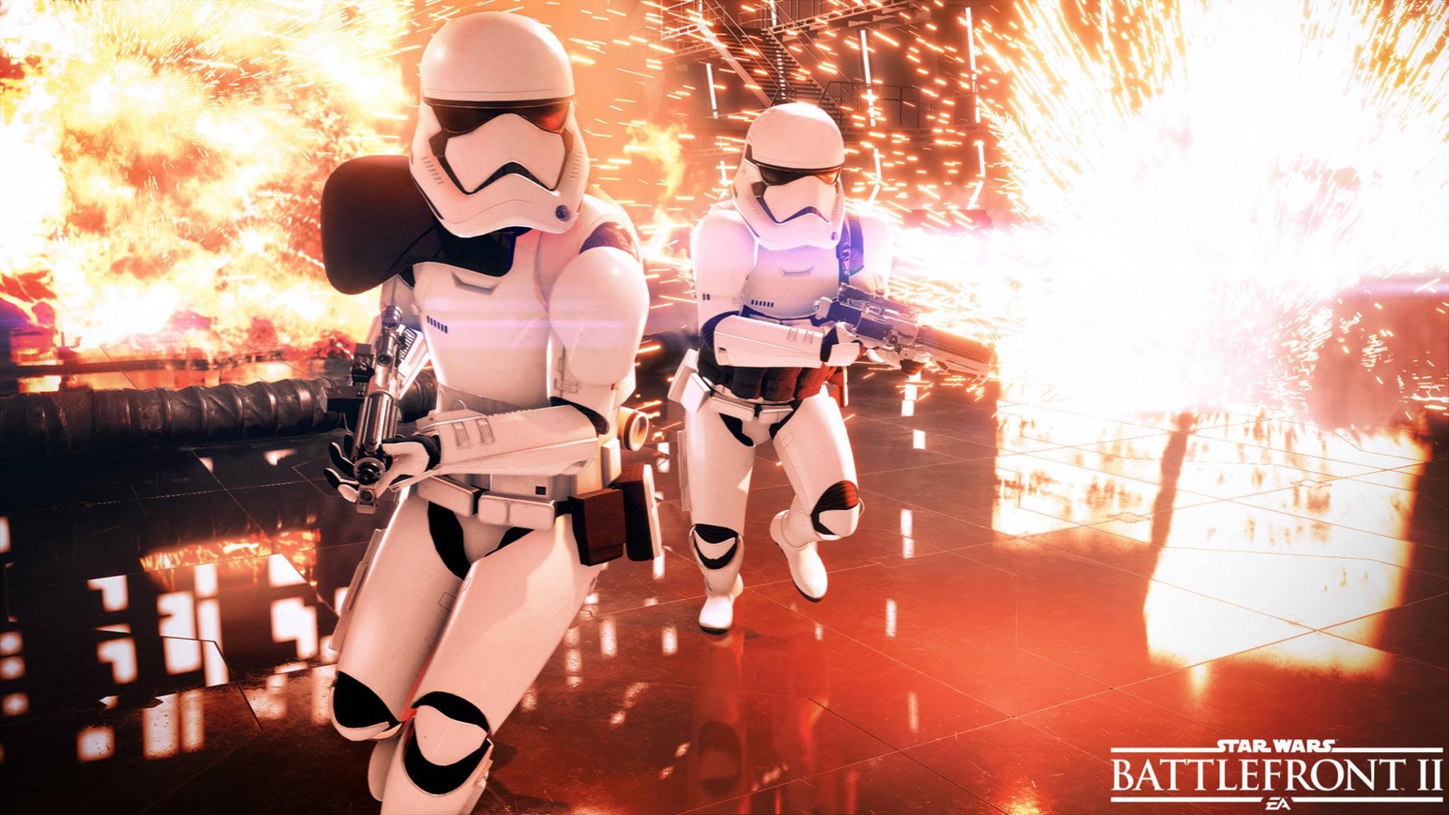 """In """"Star Wars: Battlefront 2"""" gibt es verschiedene Soldatenklassen. Wir stellen sie vor und erklären das Leveling-System."""