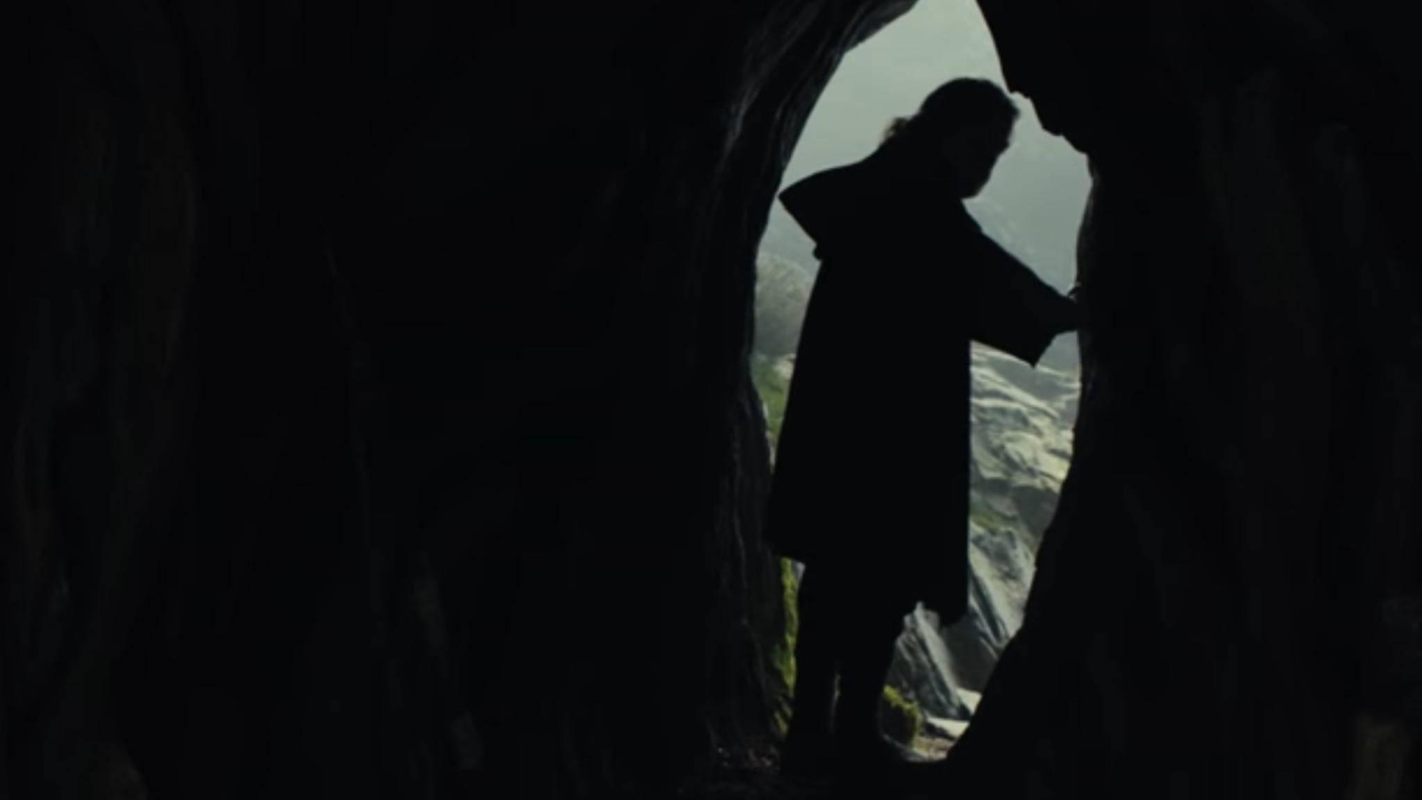 Luke Skywalkers Rückzugsort ist belebter als dem Jedi lieb sein dürfte.