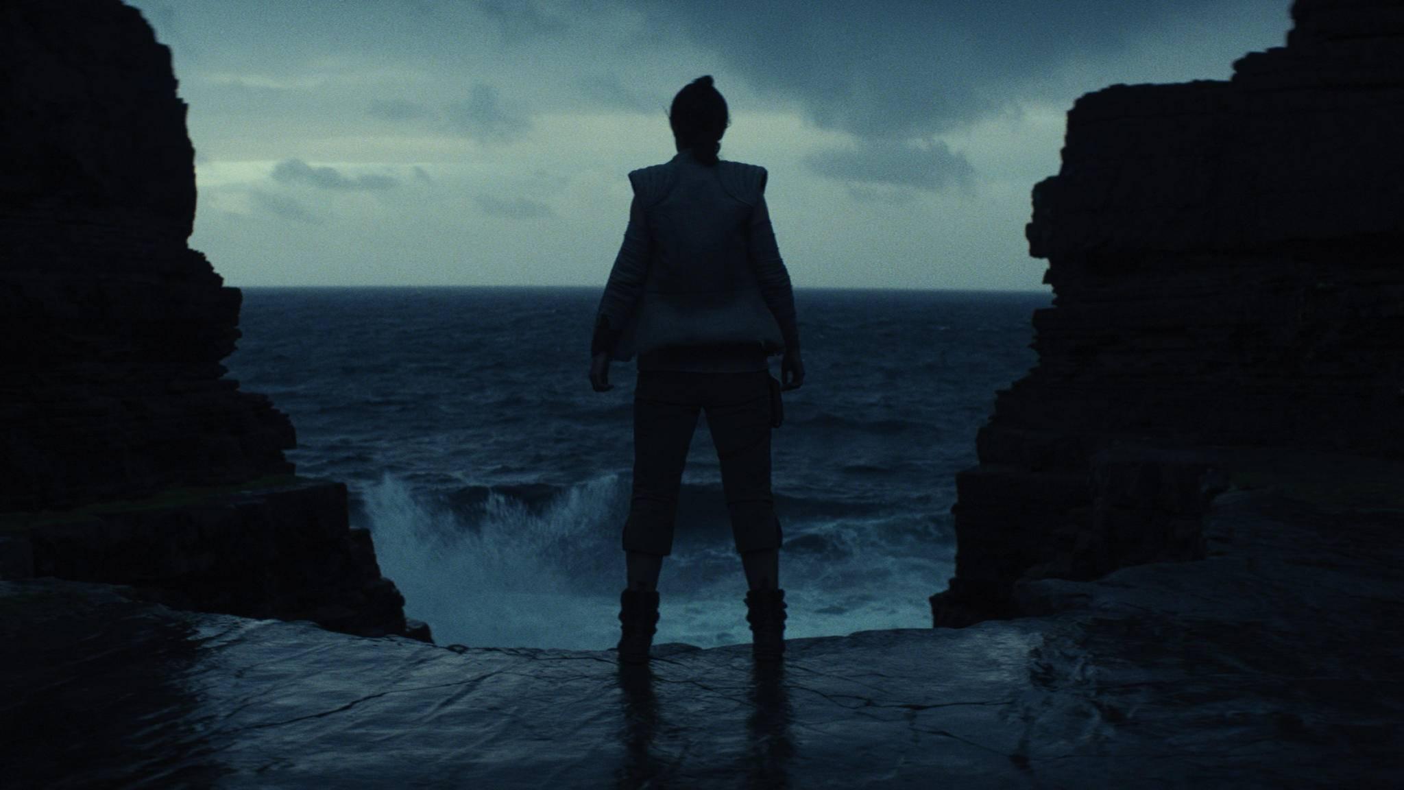 """""""Star Wars: Die letzten Jedi"""": Diese 9 Rätsel gibt der Trailer auf."""