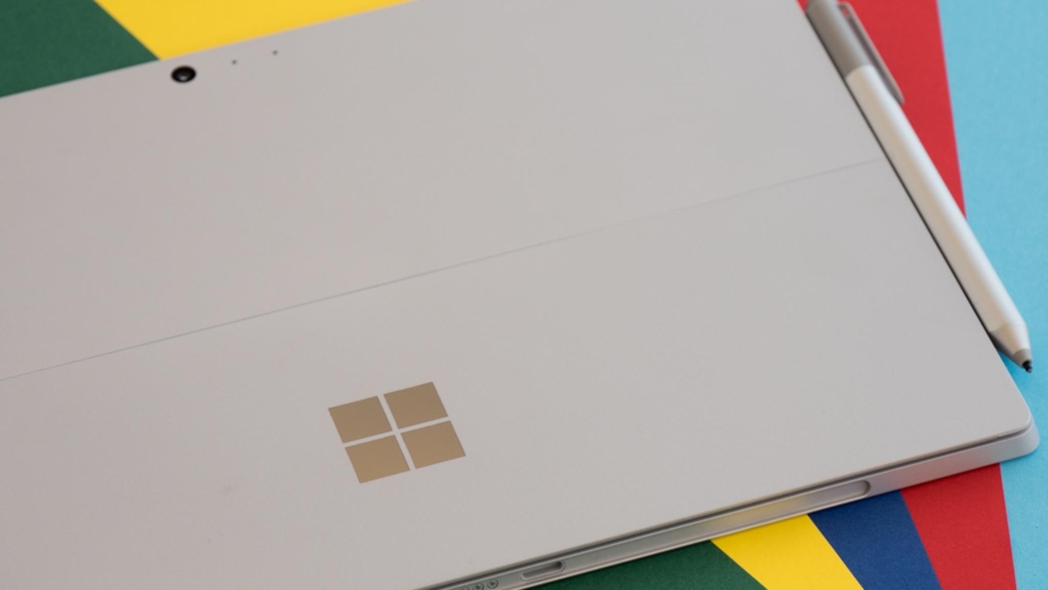 Beim Surface Pro 4-Nachfolger will Microsoft angeblich keine Experimente wagen.