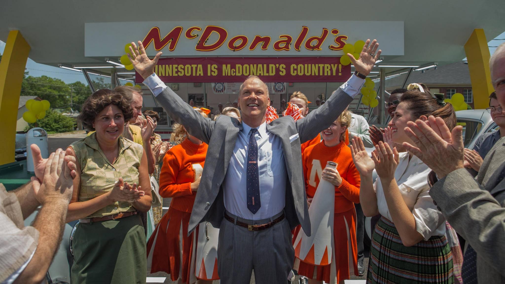 THE FOUNDER Michael Keaton