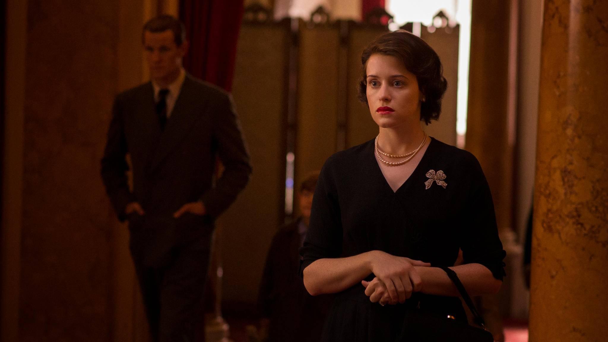 Staffel 3 muss ohne Claire Foy als Queen und Matt Smith als ihrem Prinzgemahl auskommen.