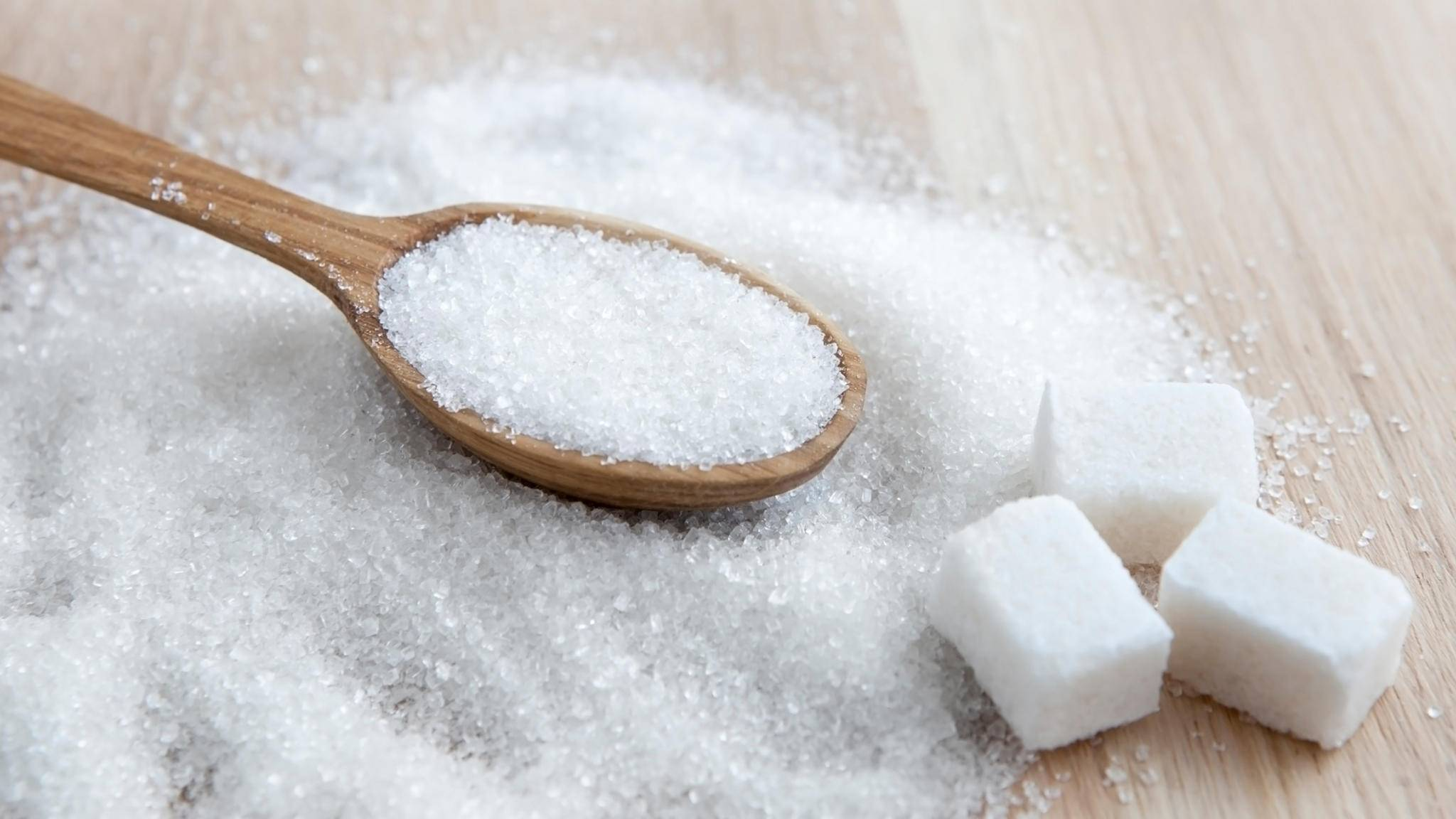 Zucker versteckt sich nicht nur in Süßigkeiten.