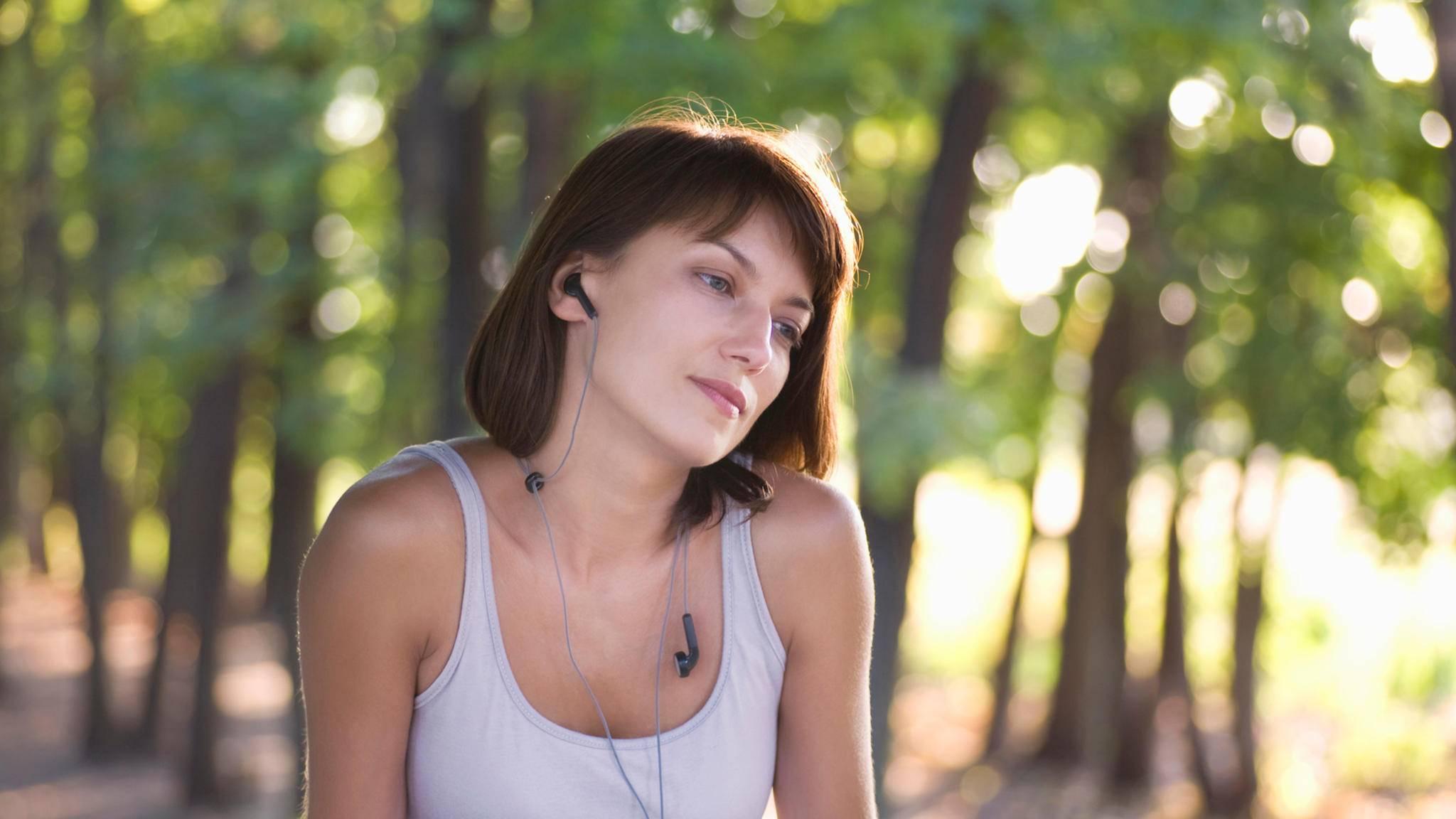 Gar nicht rührselig: Wer zu traurigen Songs weint, tut etwas für seinen Körper.