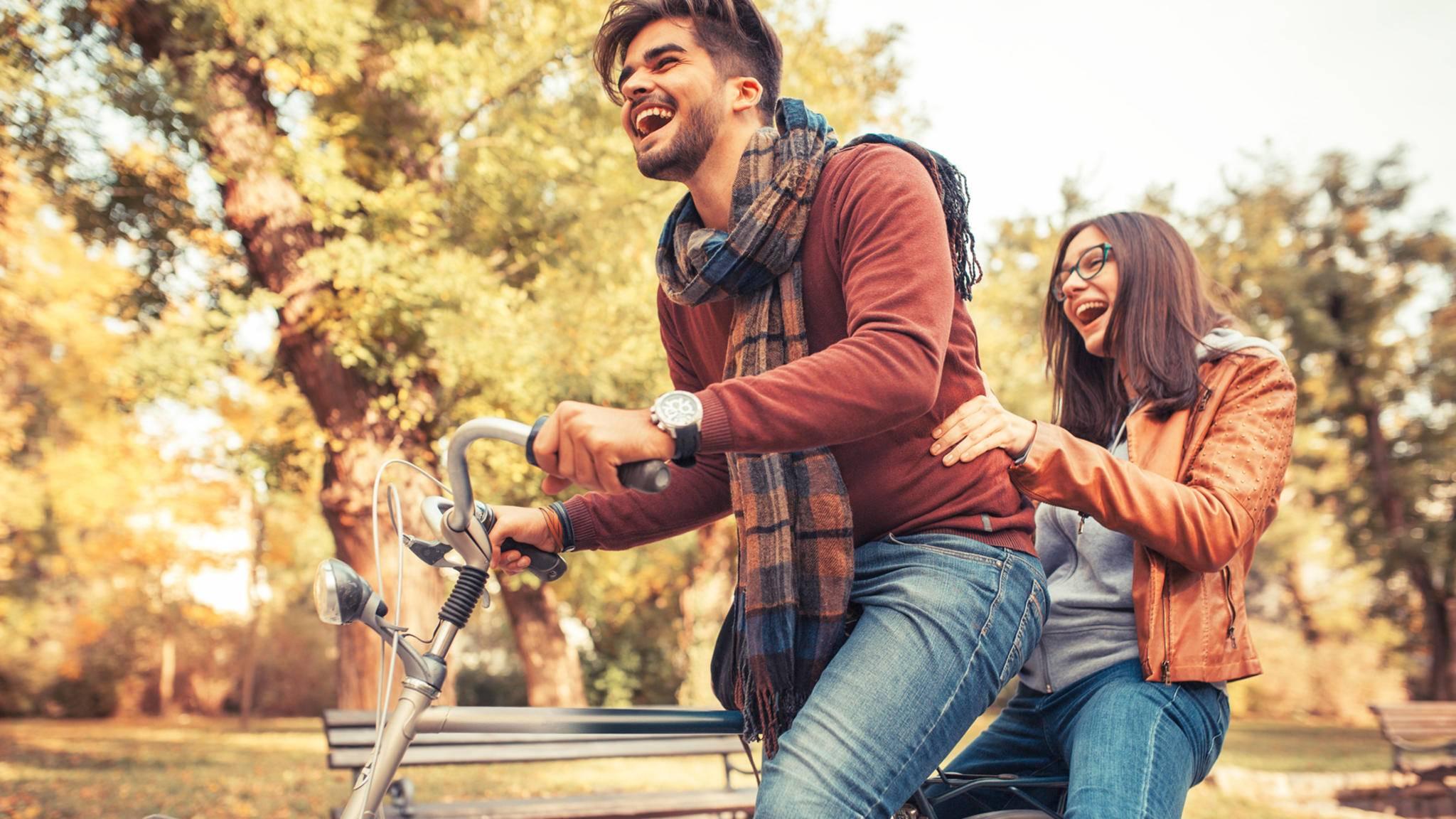 Mehr Spaß auf der Radtour versprechen coole Fahrrad-Gadgets.