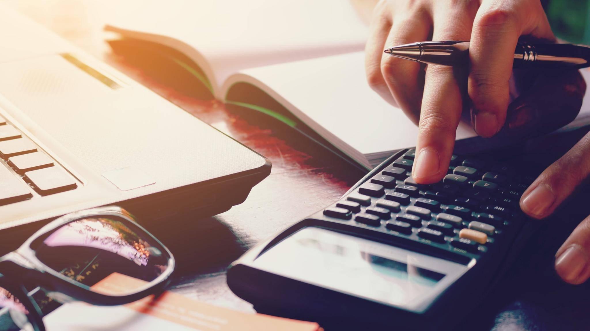 Dank eines guten Steuerprogramms bekommst Du vielleicht eine Rückzahlung vom Finanzamt.