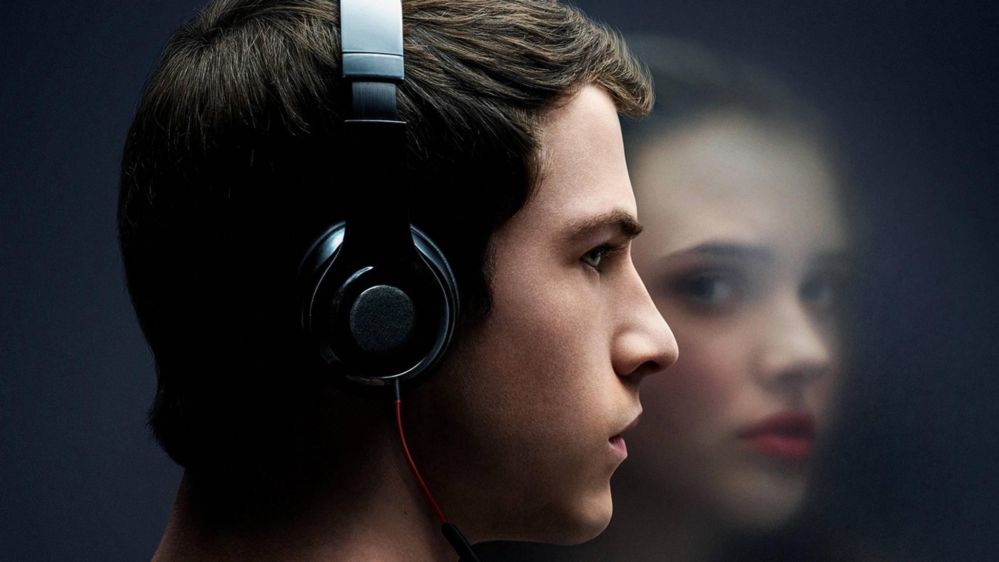 """""""Tote Mädchen lügen nicht"""" war bei Netflix-Usern in diesem Jahr in vielerlei Hinsicht beliebt."""