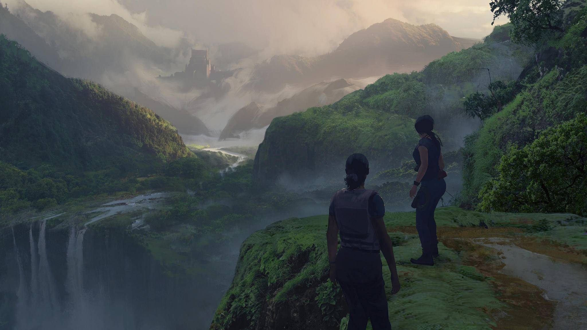 """""""Uncharted: The Lost Legacy"""" kommt am 23. August."""