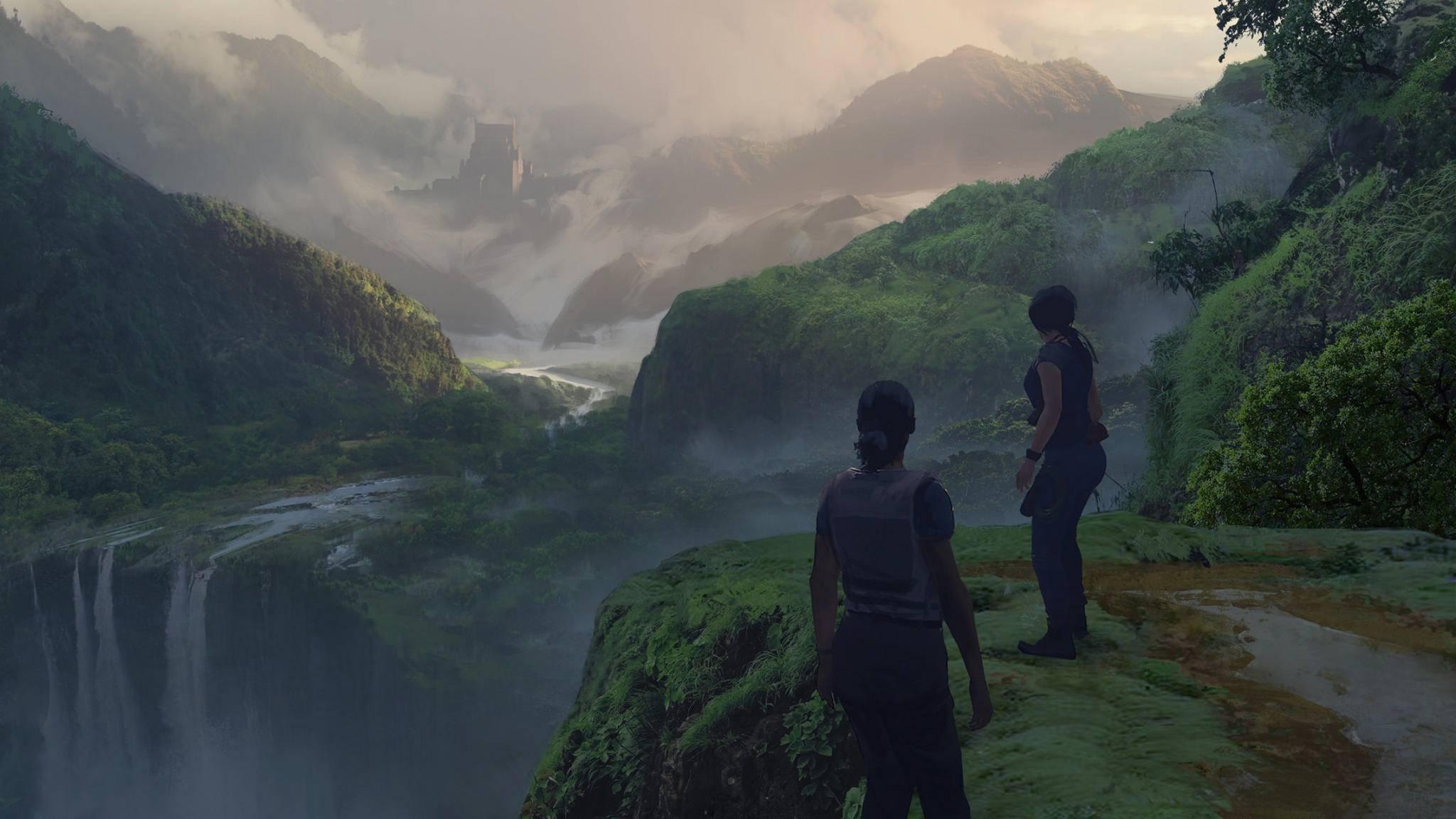 """In """"Uncharted: The Lost Legacy"""" gehen wir mit neuen Charakteren auf Reisen."""