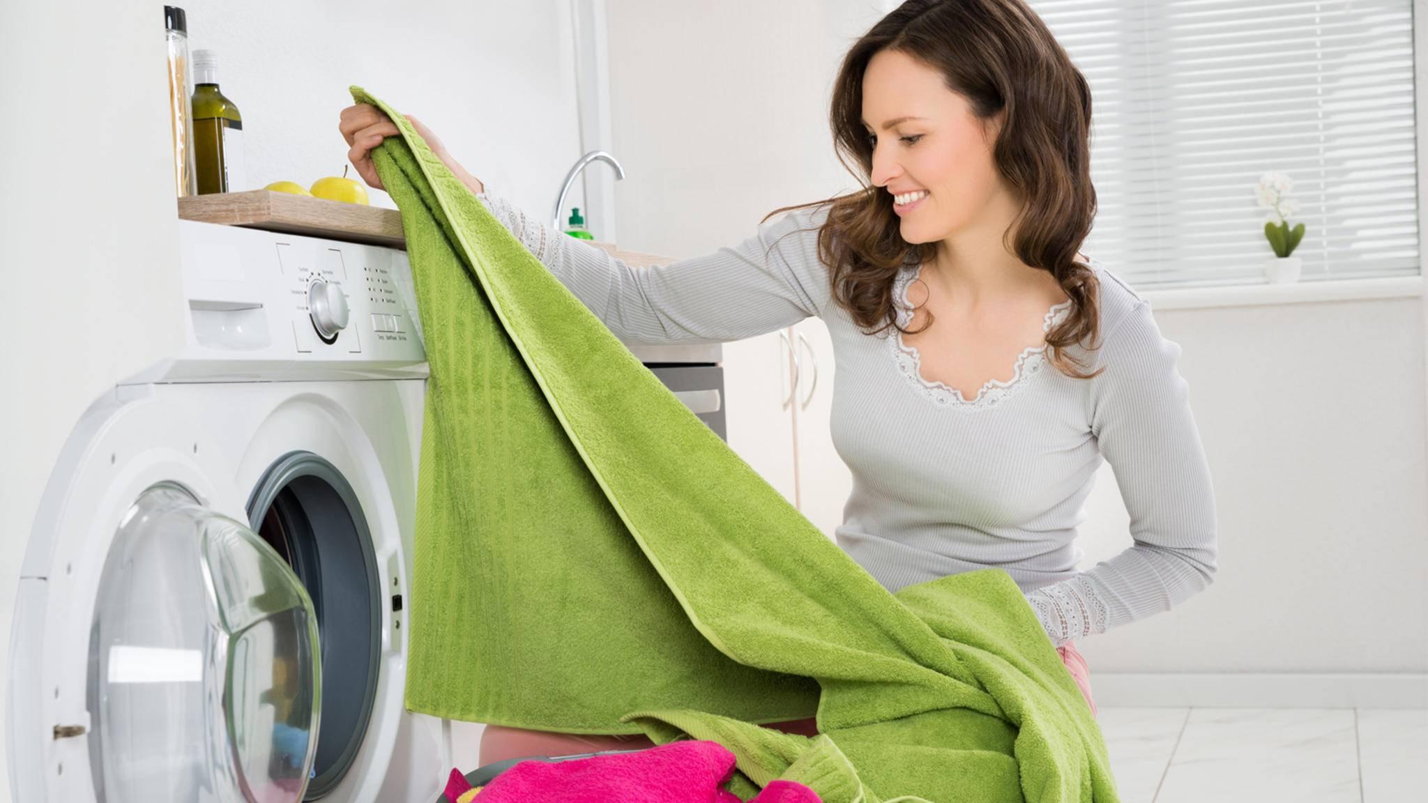 Wäschetrockner erleichtern das Leben, wollen aber auch regelmäßig gereinigt werden.
