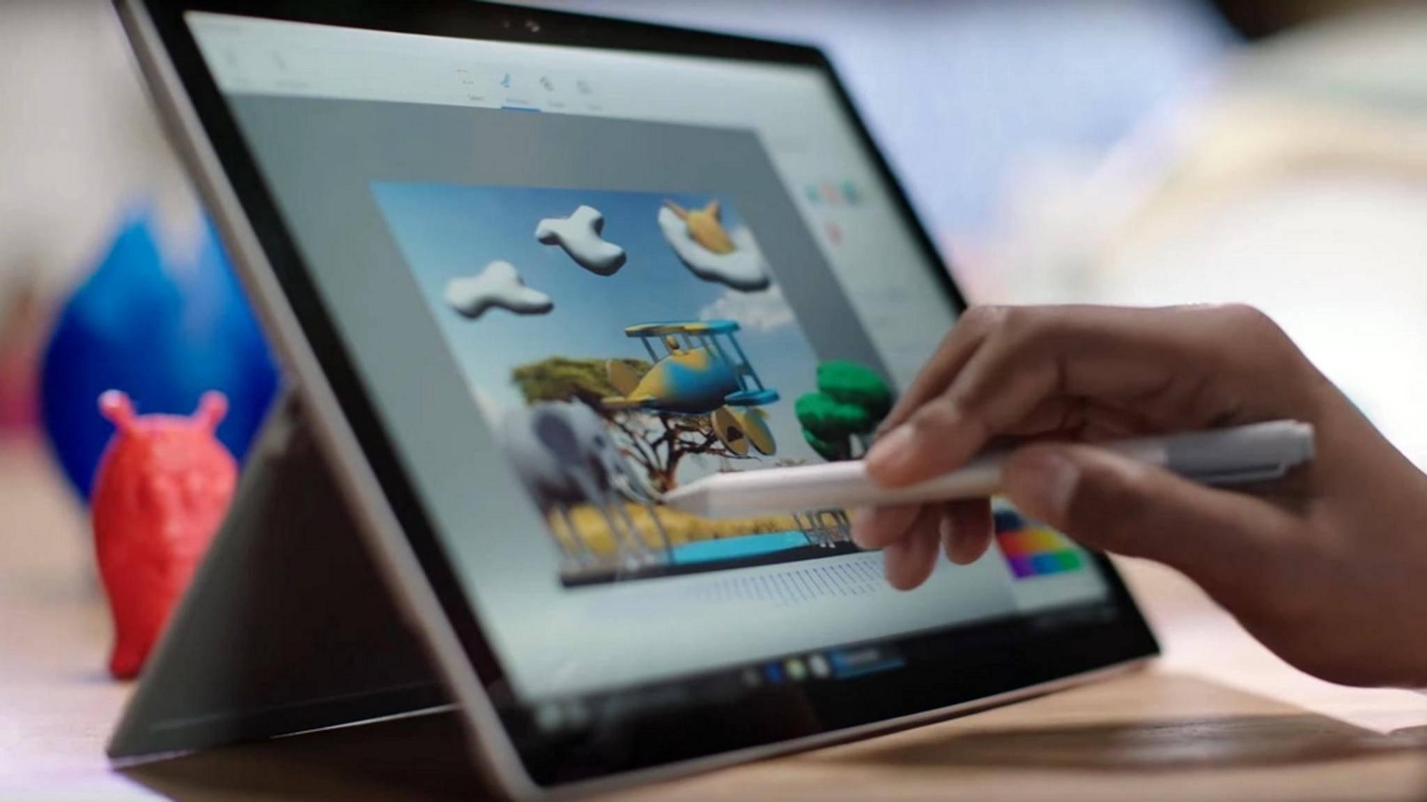 Das Creators Update bringt Windows 10 auf die neueste Version.