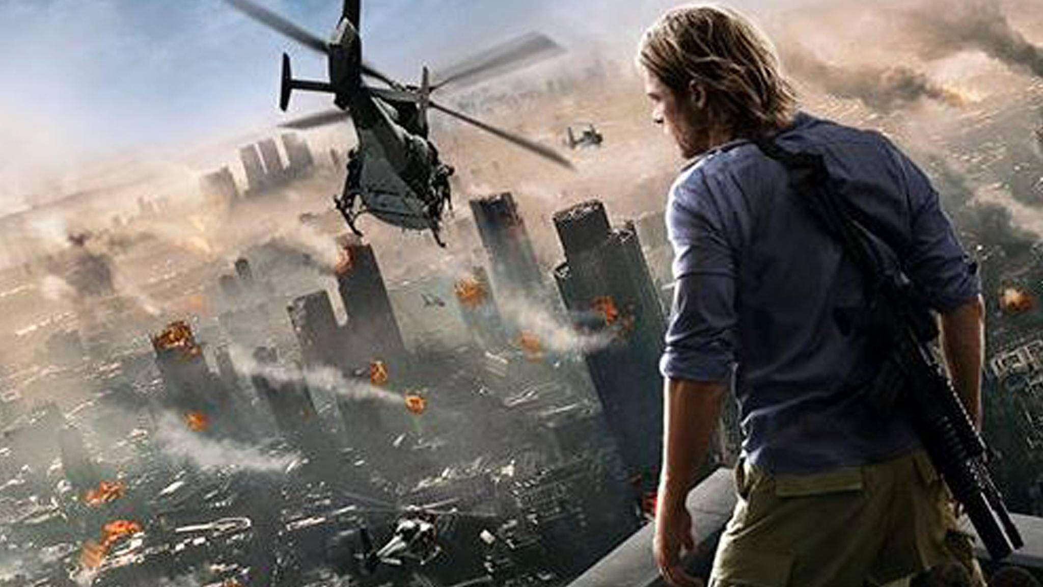 Die Zombiejagd mit Brad Pitt geht in die nächste Runde.