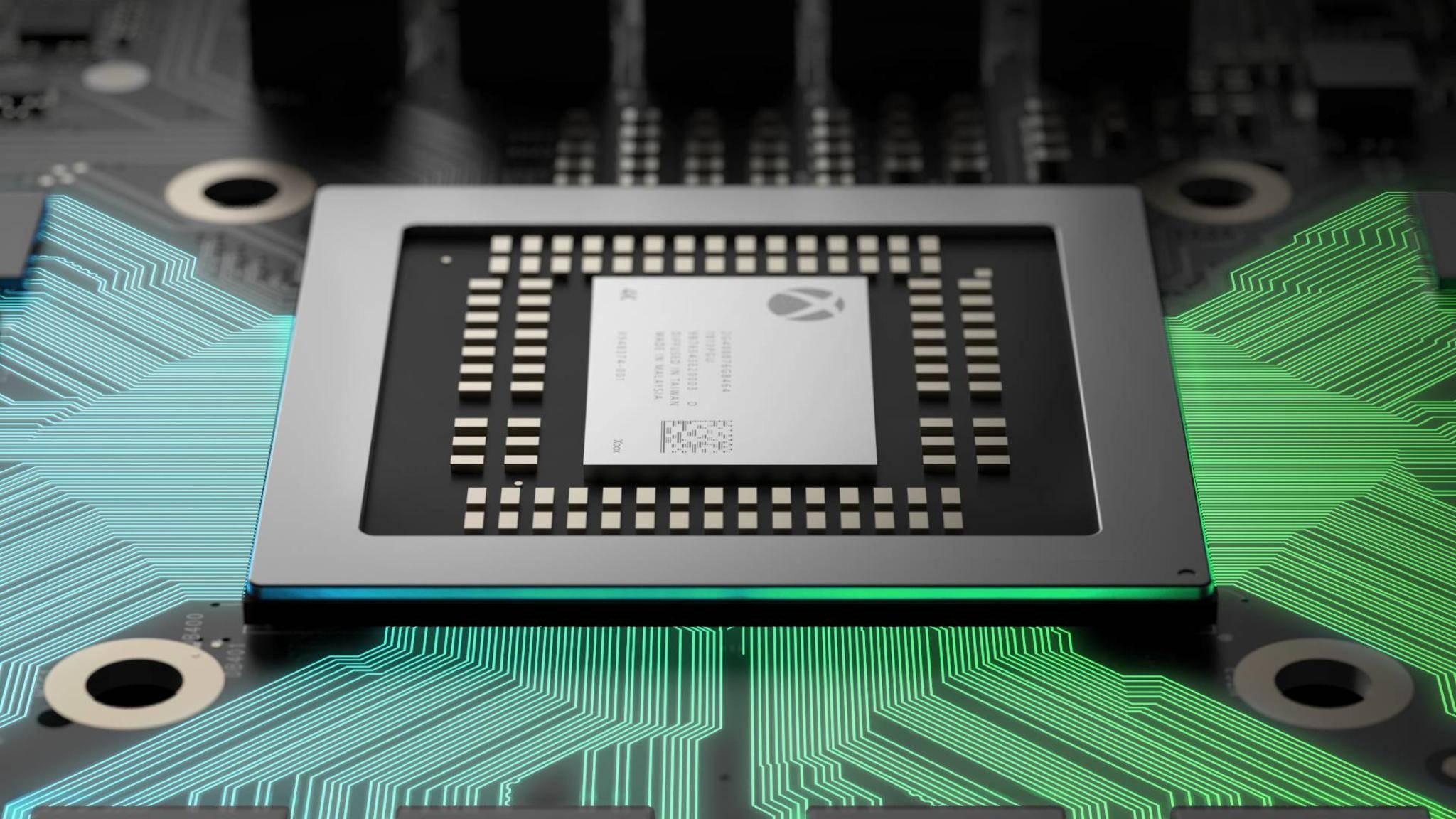 Mit überlegener Hardware will Microsoft ab Herbst im Konsolengeschäft punkten.