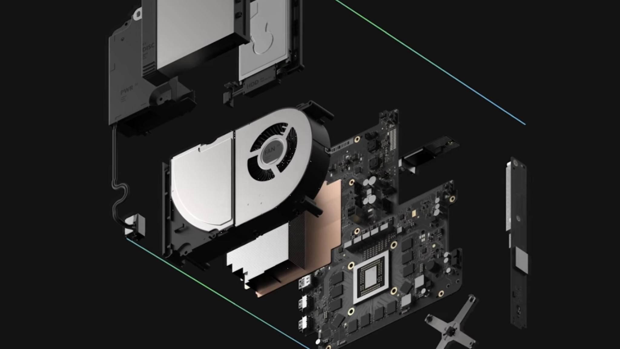 Mit neuen Grafiktechnologien soll die Bildqualität bei der Xbox Scorpio besser werden,