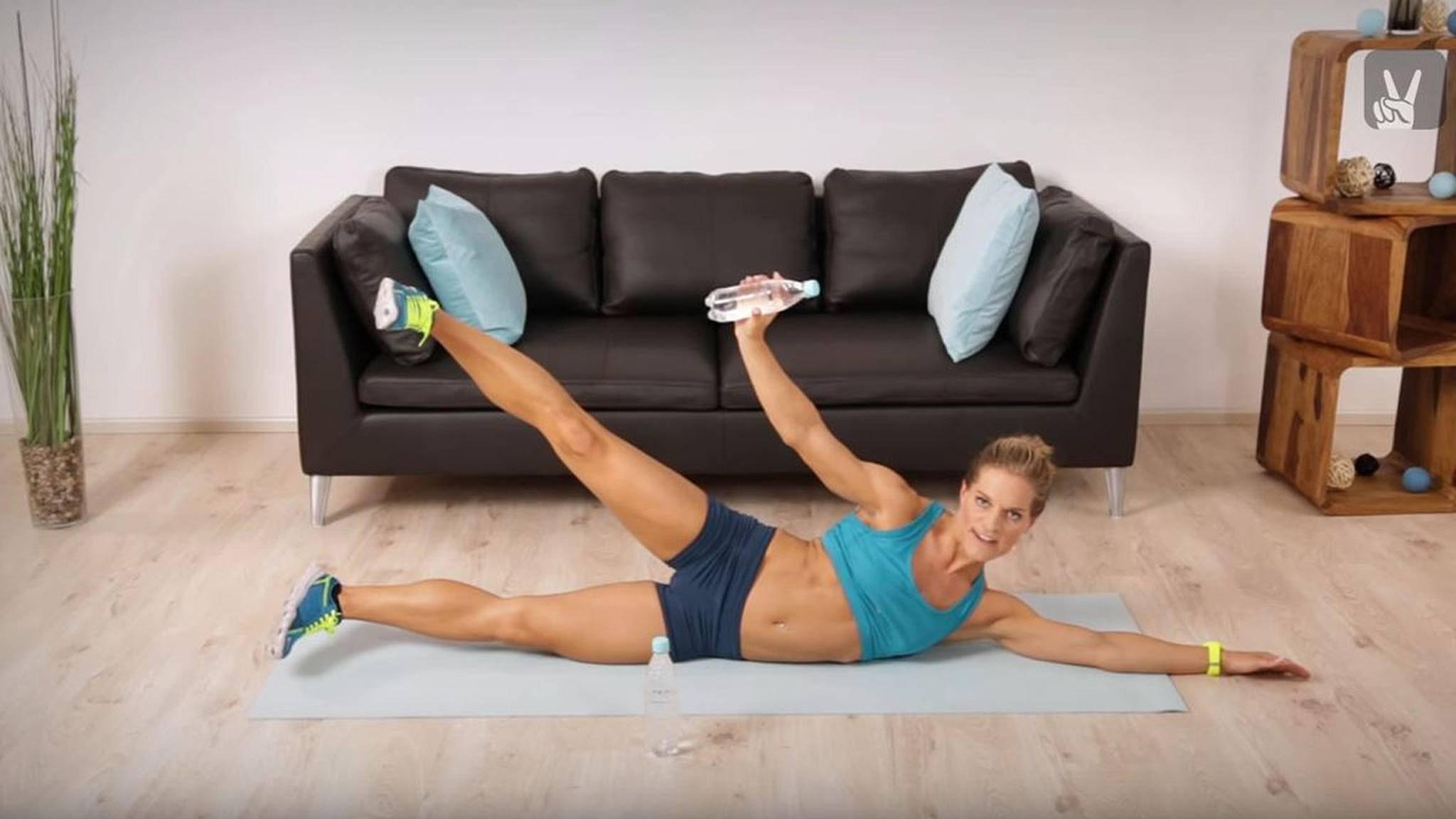 Mit dem richtigen YouTube-Kanal wird Dein Wohnzimmer zum Fitness-Studio.