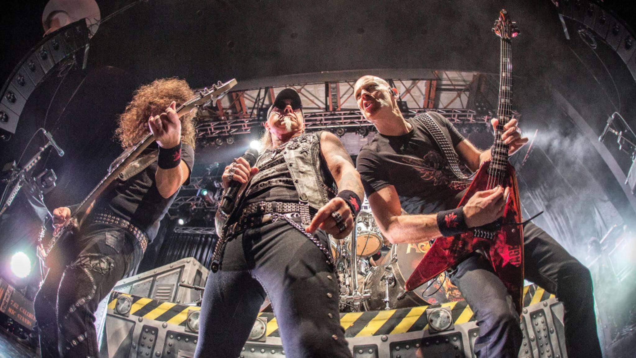 Unter den heiß erwarteten neuen Metal-Alben, die 2017 erscheinen sollen, ist auch eine neue Platte der deutschen Heavy-Metaller Accept.