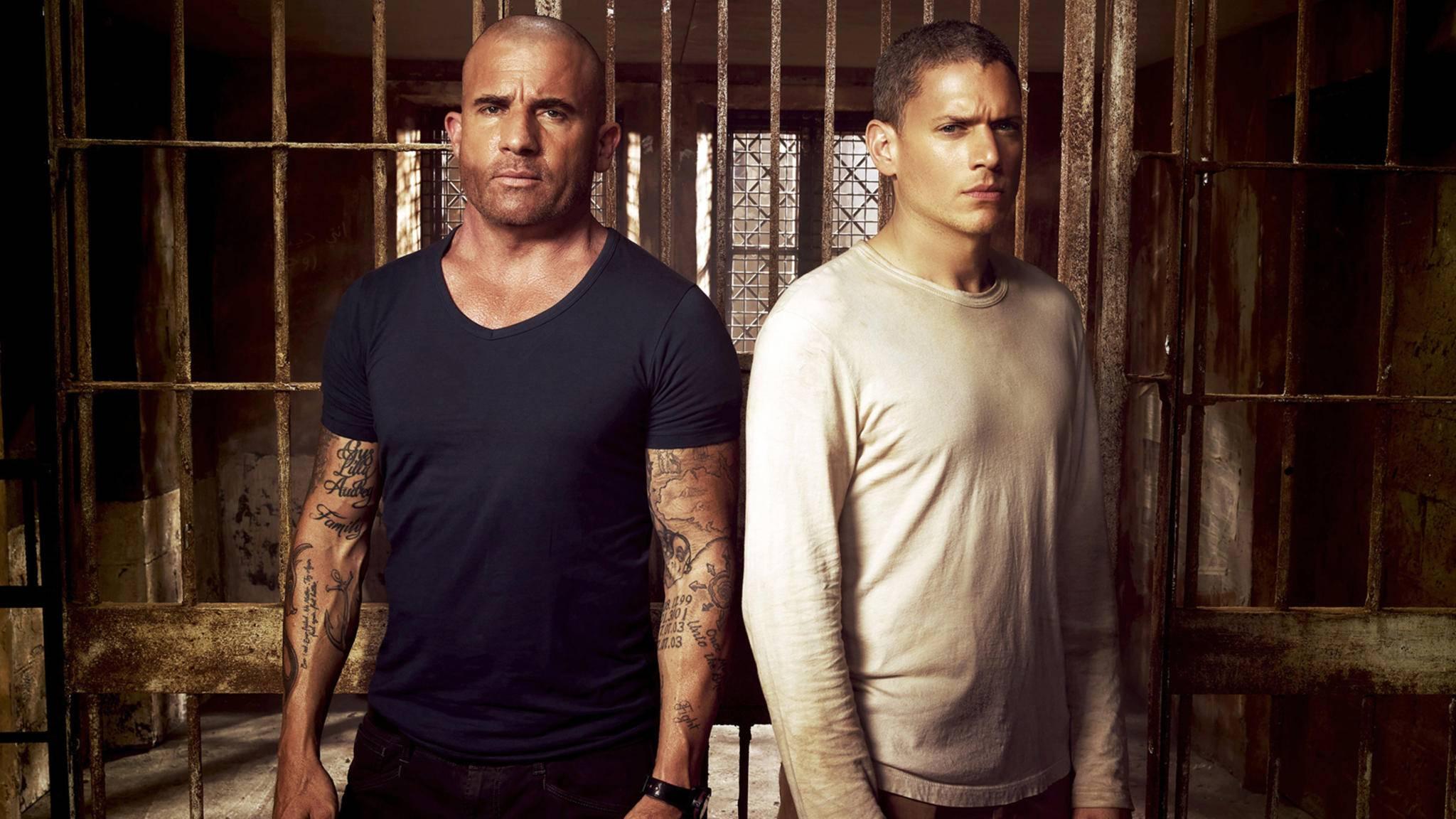 """Die Scofield-Brüder melden sich mit neuen """"Prison Break""""-Folgen zurück."""