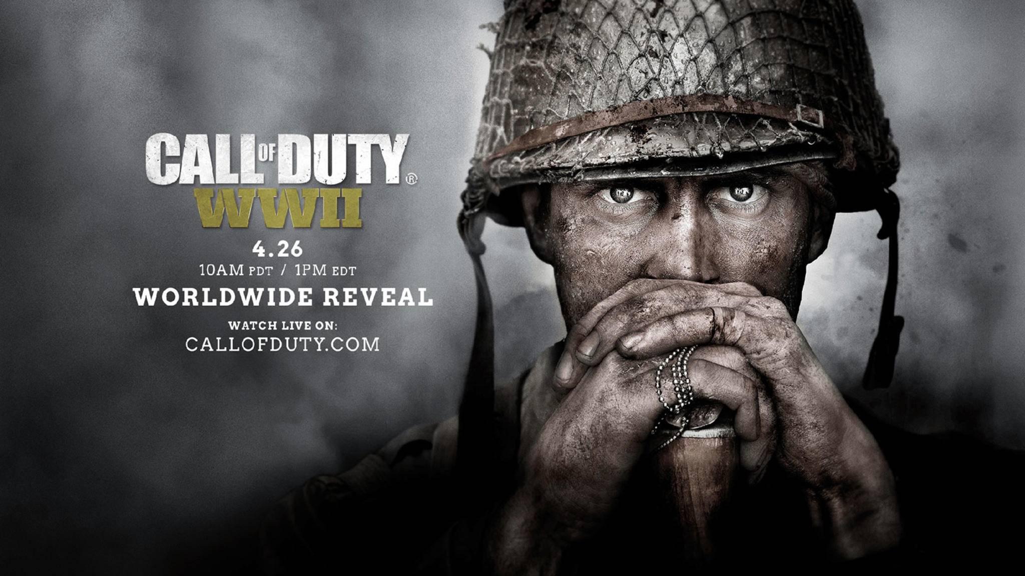 Call of Duty: WWII - Vorstellung des Shooters erfolgt in der nächsten Woche
