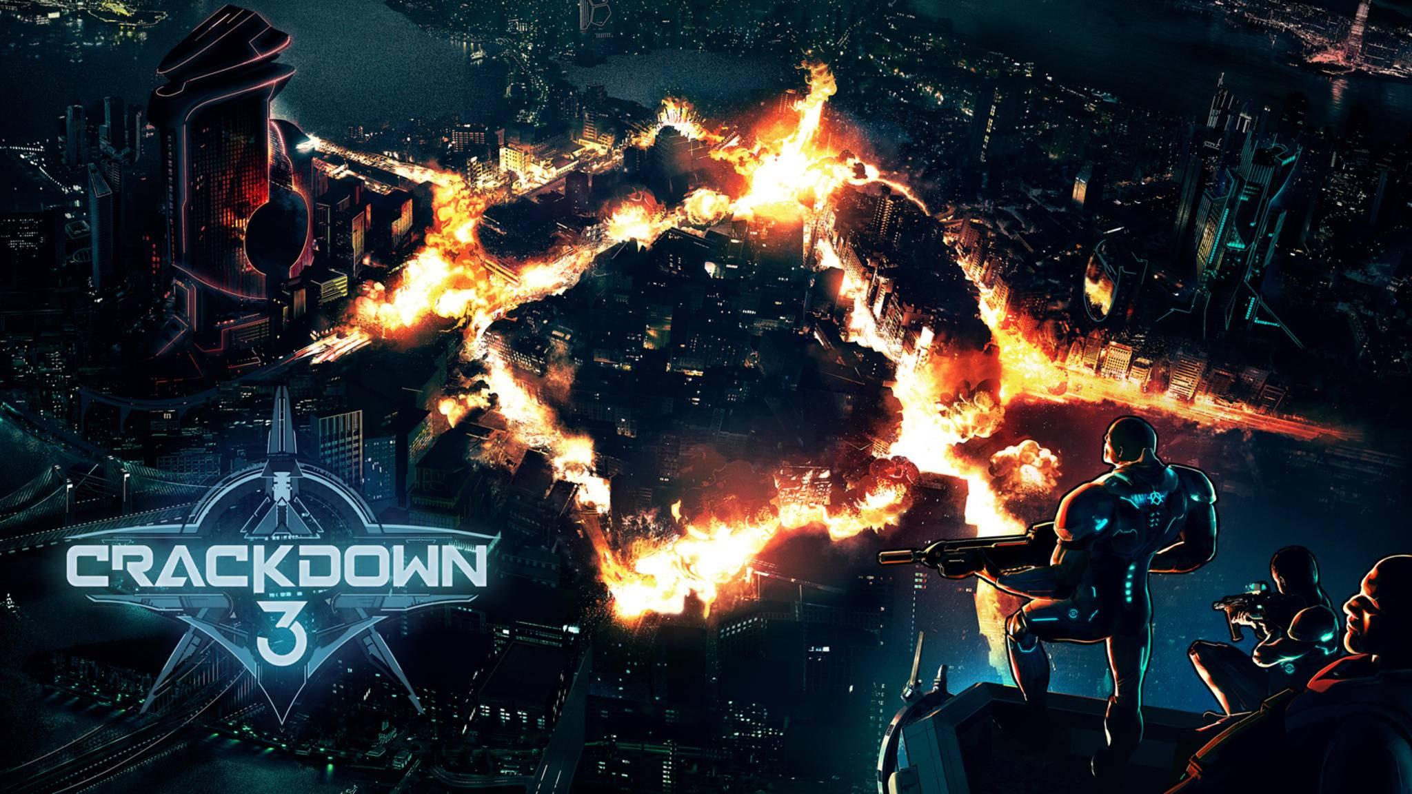 """Die Entwickler haben neue Infos zu """"Crackdown 3"""" angekündigt."""