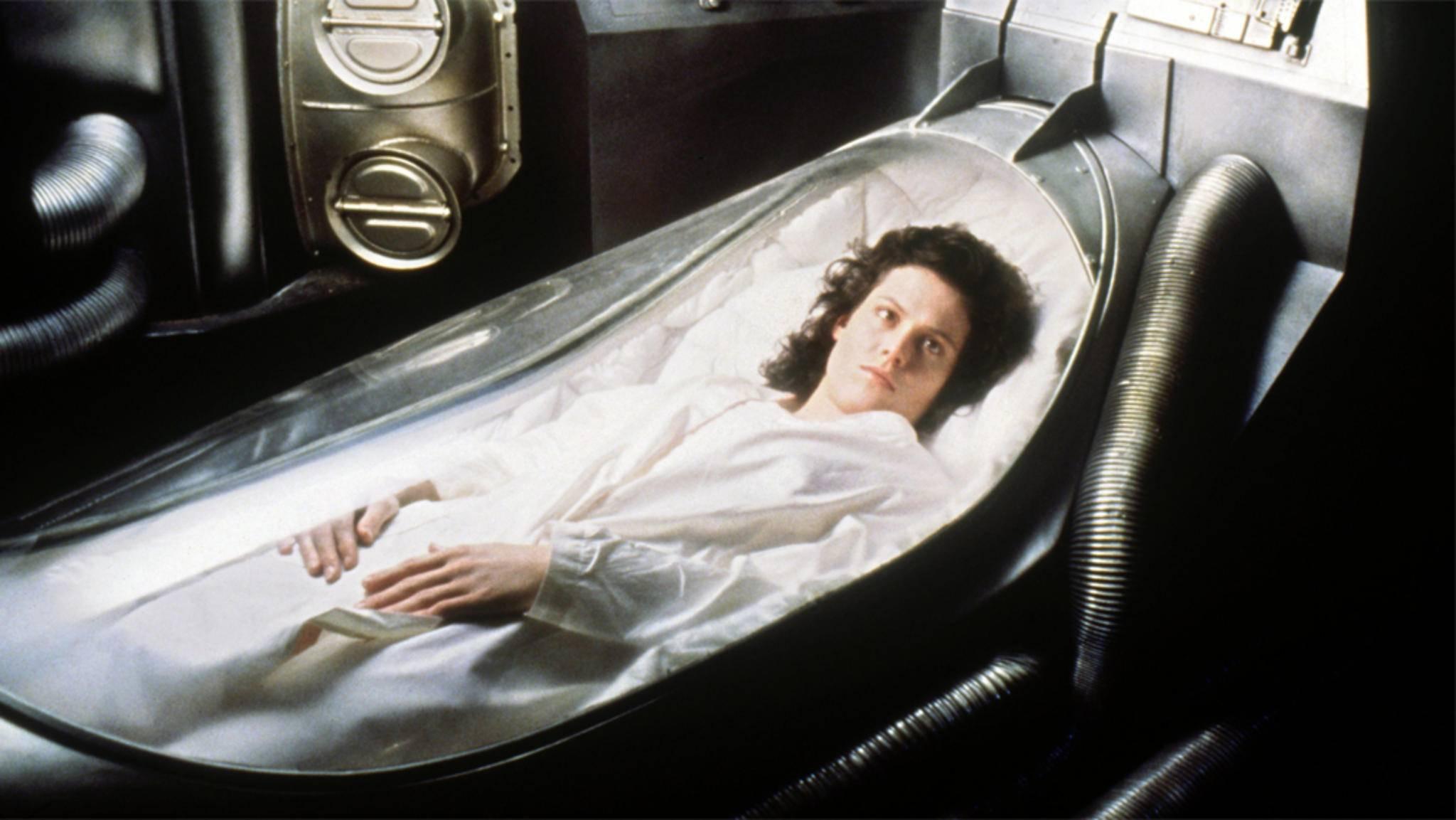 Magisch verjüngt könnte Sigourney Weaver als Ripley wieder Aliens bekämpfen.