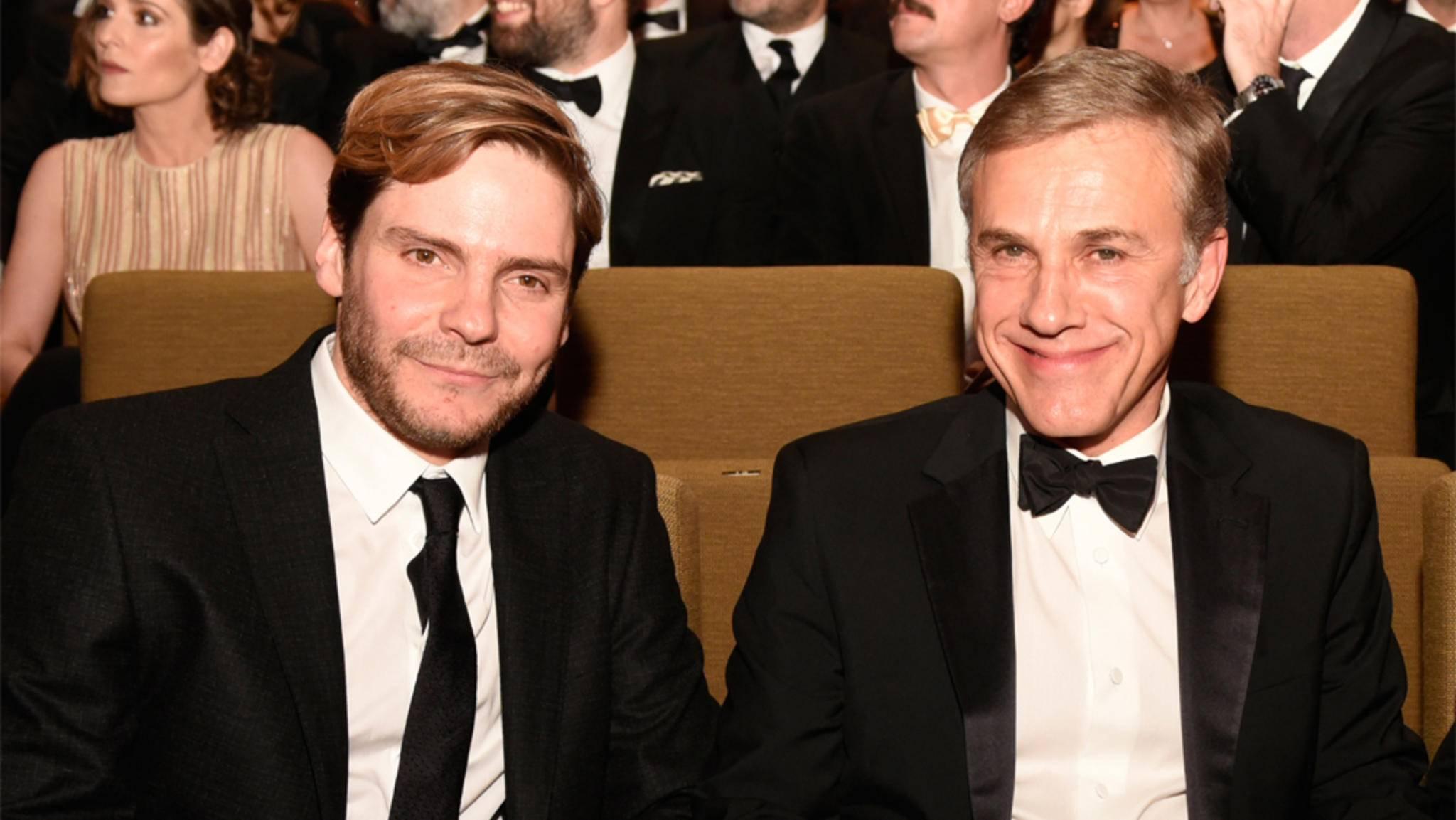 Daniel Brühl und Christoph Waltz sind in der A-Riege von Hollywood angekommen.