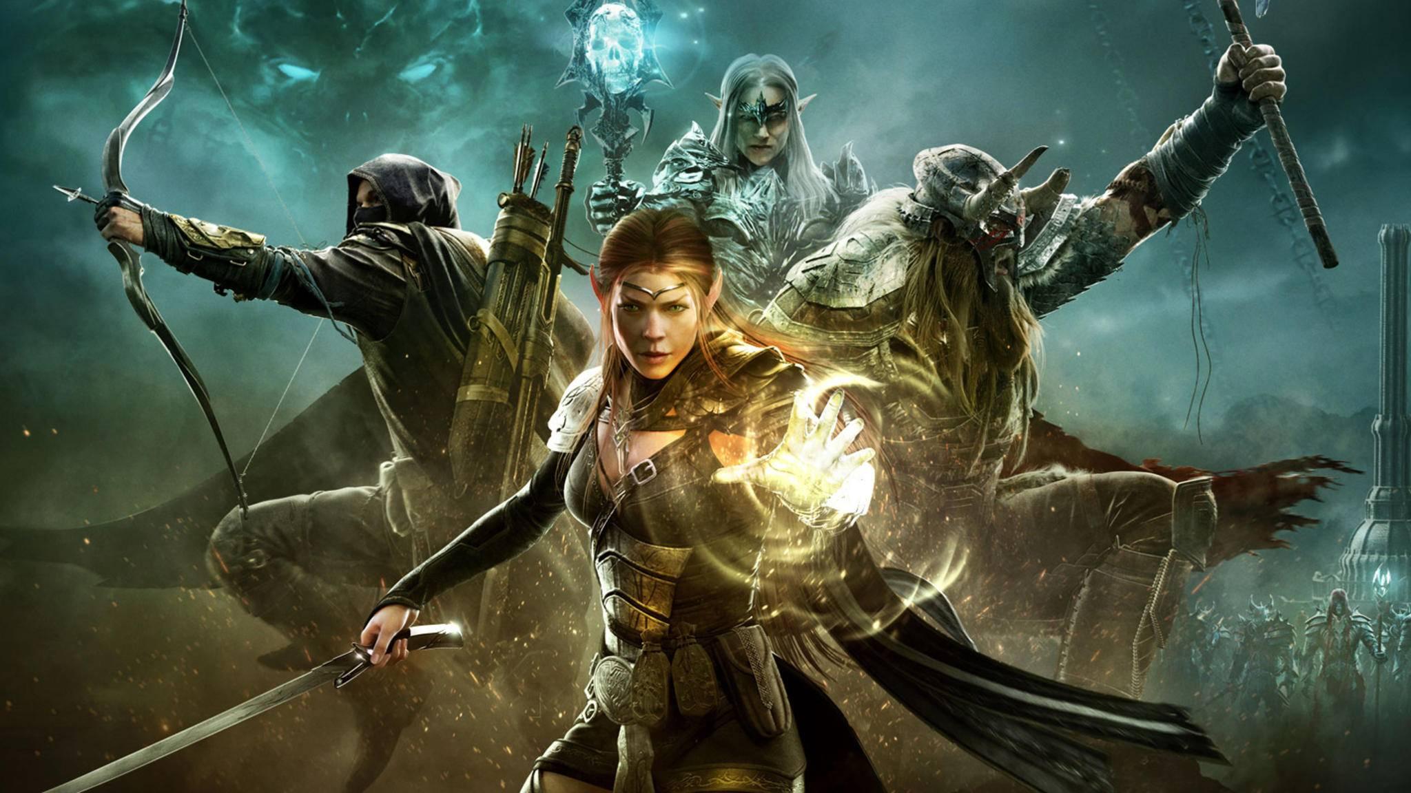 """Für """"The Elder Scrolls Online"""" gibt's eine Gratiswoche."""