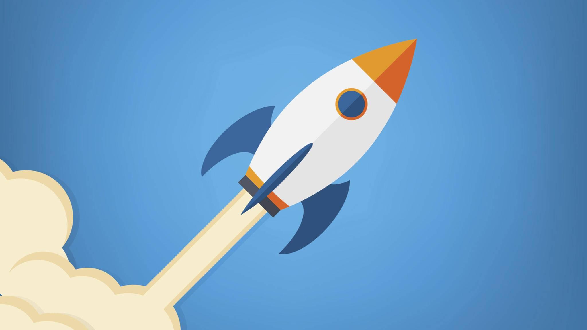 Wir verraten, was hinter dem neuen Raketen-Symbol in der Facebook-App steckt.