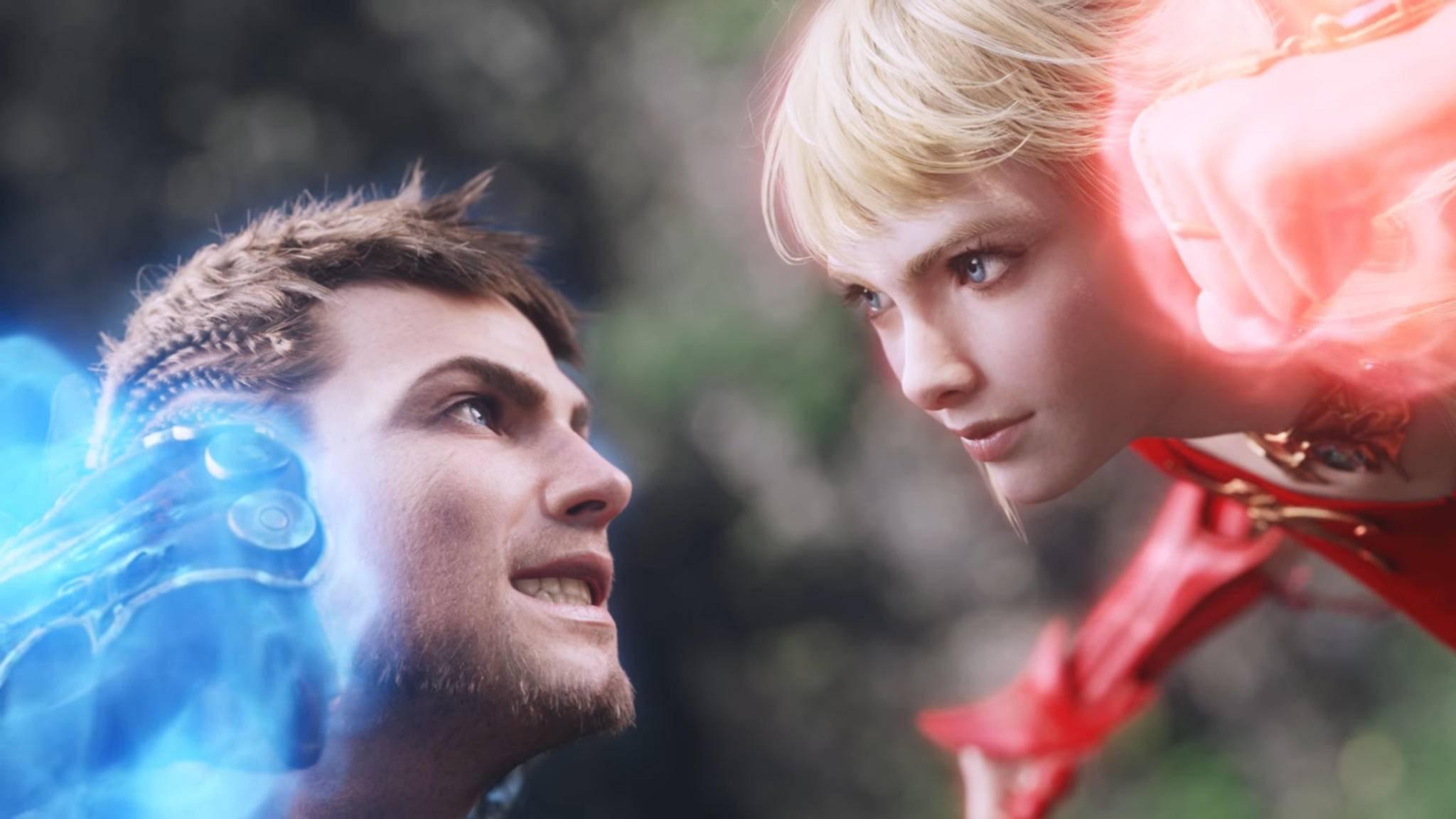 """Die Fantasy-Welt des Rollenspiels """"Final Fantasy 14"""" wird bald zum Schauplatz einer TV-Serie."""
