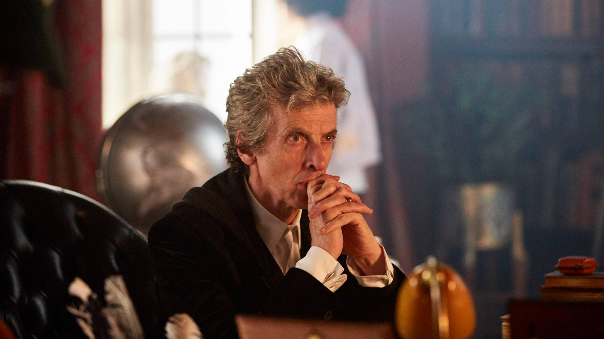 Peter Capaldi verkörperte den Doctor für drei Staffeln.