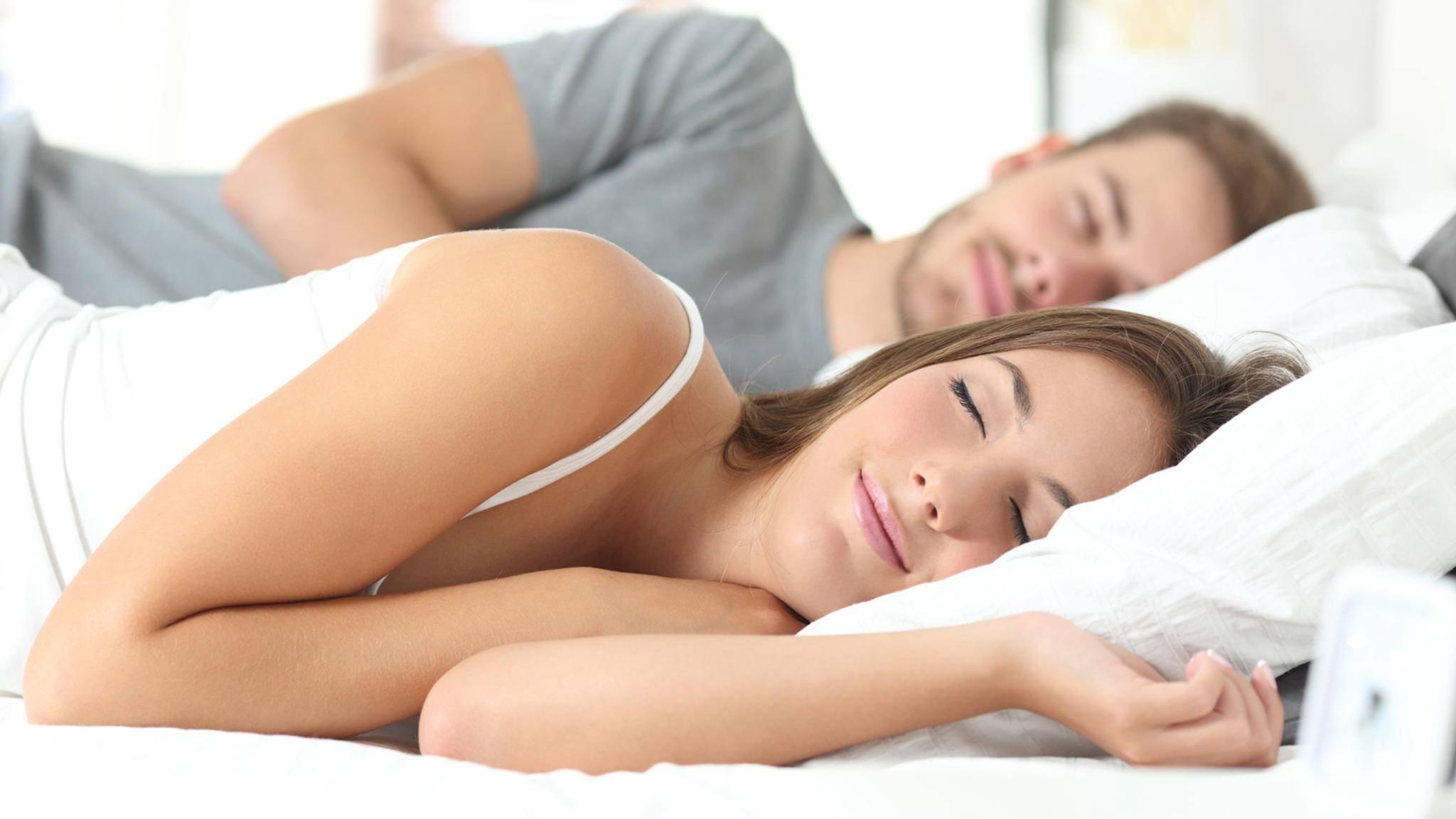 Wer gut schläft, ist nicht nur leistungsfähiger und lebt gesünder, sondern auch länger!