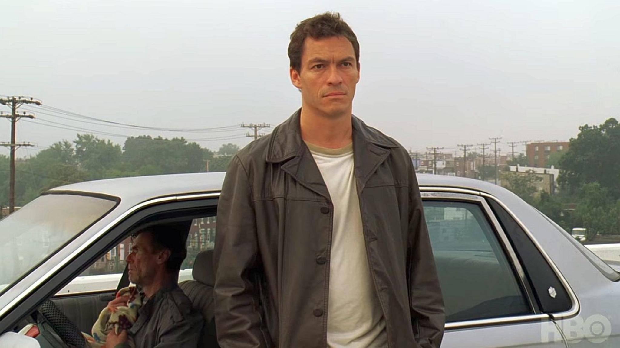 """Vollblut-Cop Jimmy McNulty (Dominic West) ist einer der bekanntesten Charaktere aus der """"The Wire""""."""