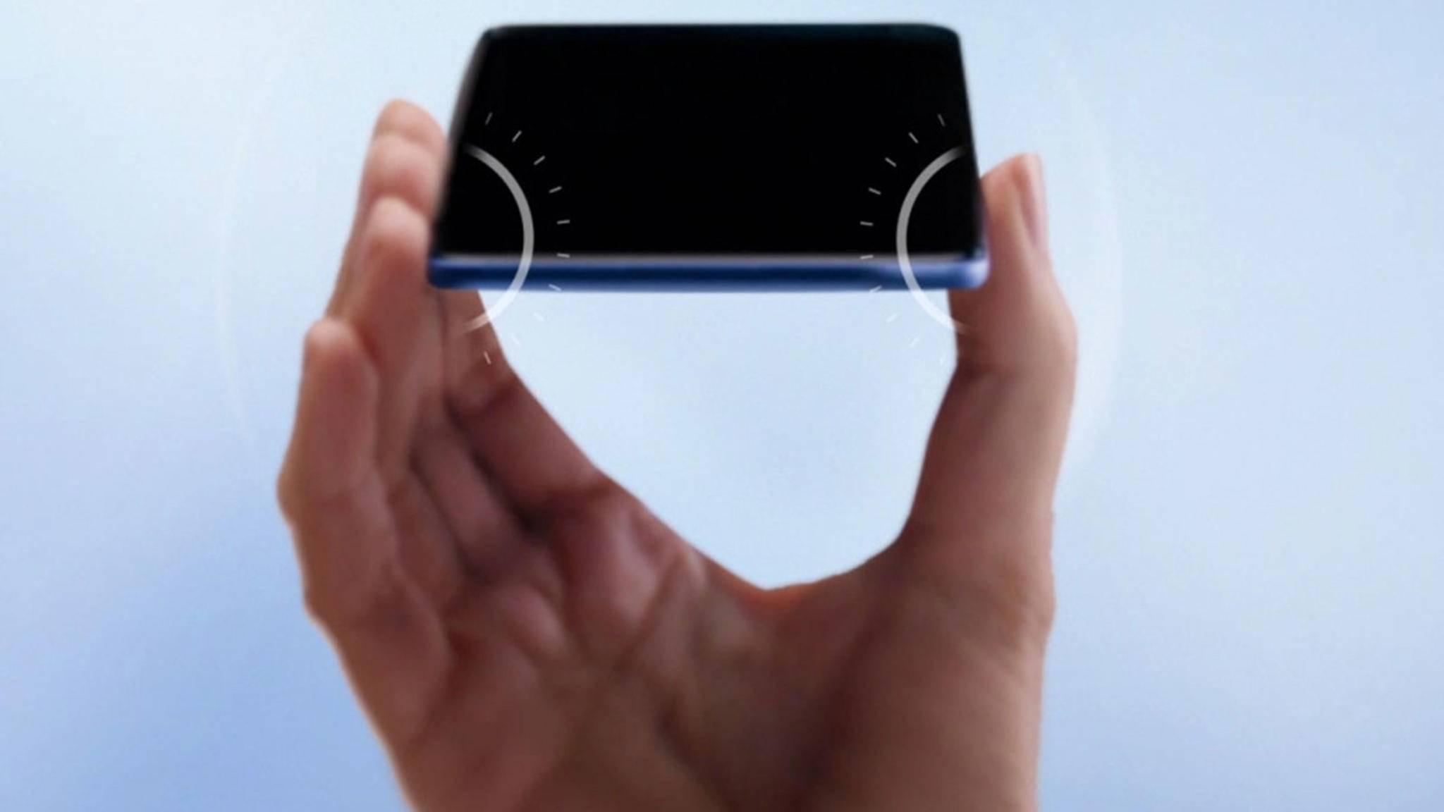 Das HTC U 11 wird einen druckempfindlichen Rahmen besitzen.