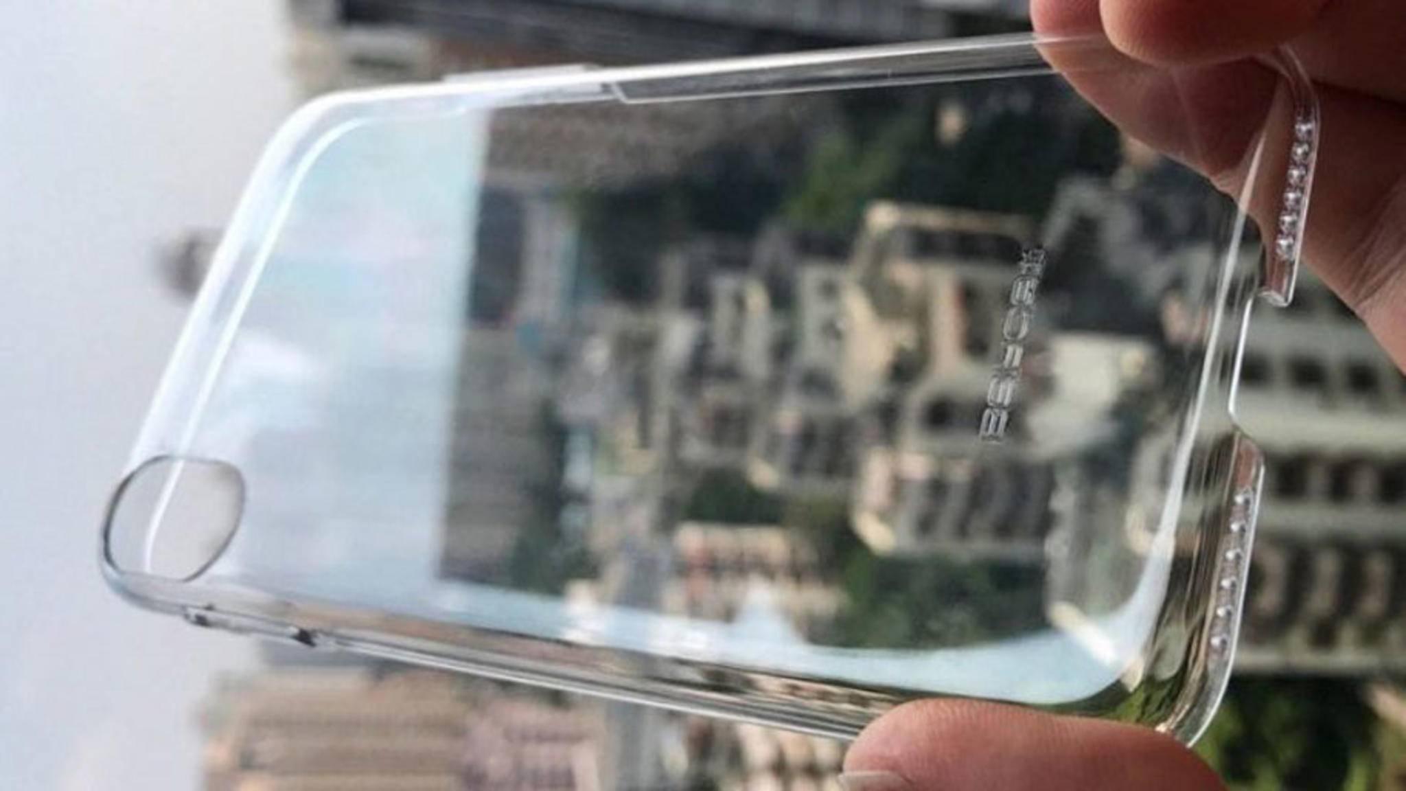 Soll dieses Case tatsächlich für das iPhone 8 gedacht sein?