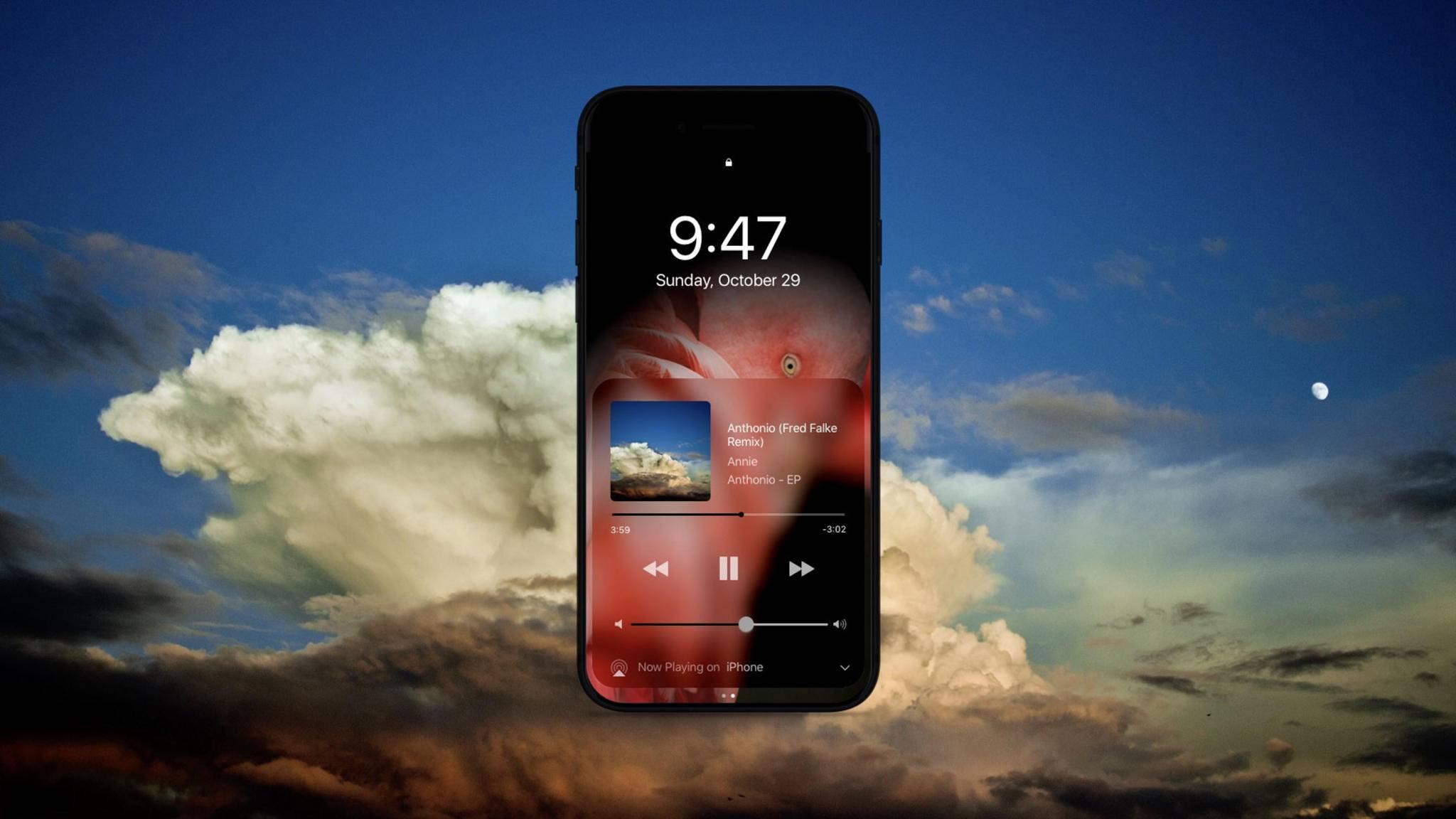 Beim iPhone 8 könnte der Touch ID-Sensor auf die Rückseite wandern.