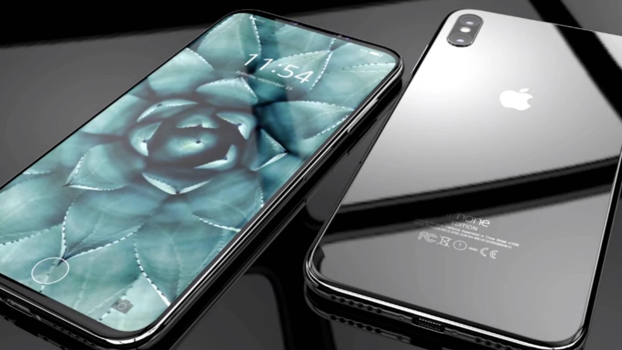 Das iPhone 8 könnte den Qi-Standard für Wireless Charging unterstützen.