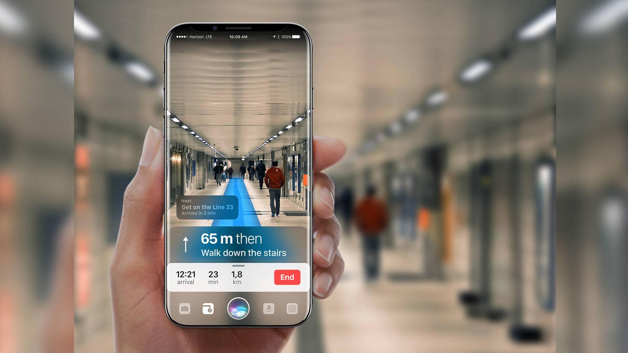 Apple will die Grafikchips für seine iPhones künftig selbst entwickeln.