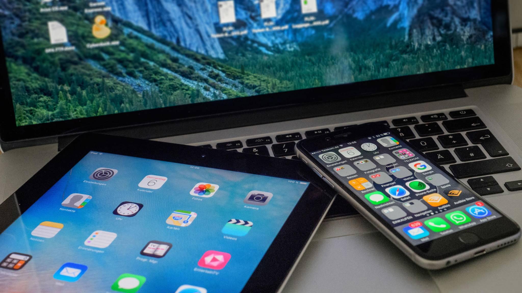 Hast Du das Passwort eines verschlüsselten iPhone-Backups vergessen, hast Du mehrere Optionen.
