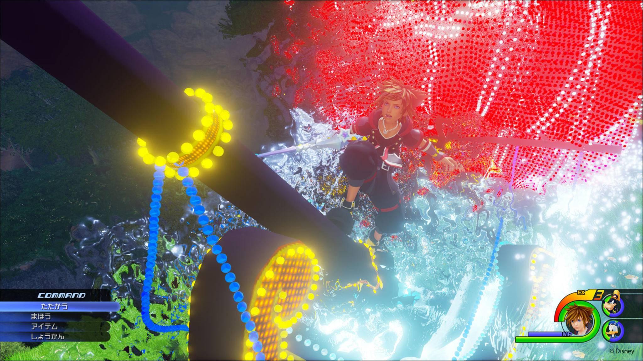"""""""Kingdom Hearts 3"""" kommt wahrscheinlich nicht mehr in diesem Jahr."""