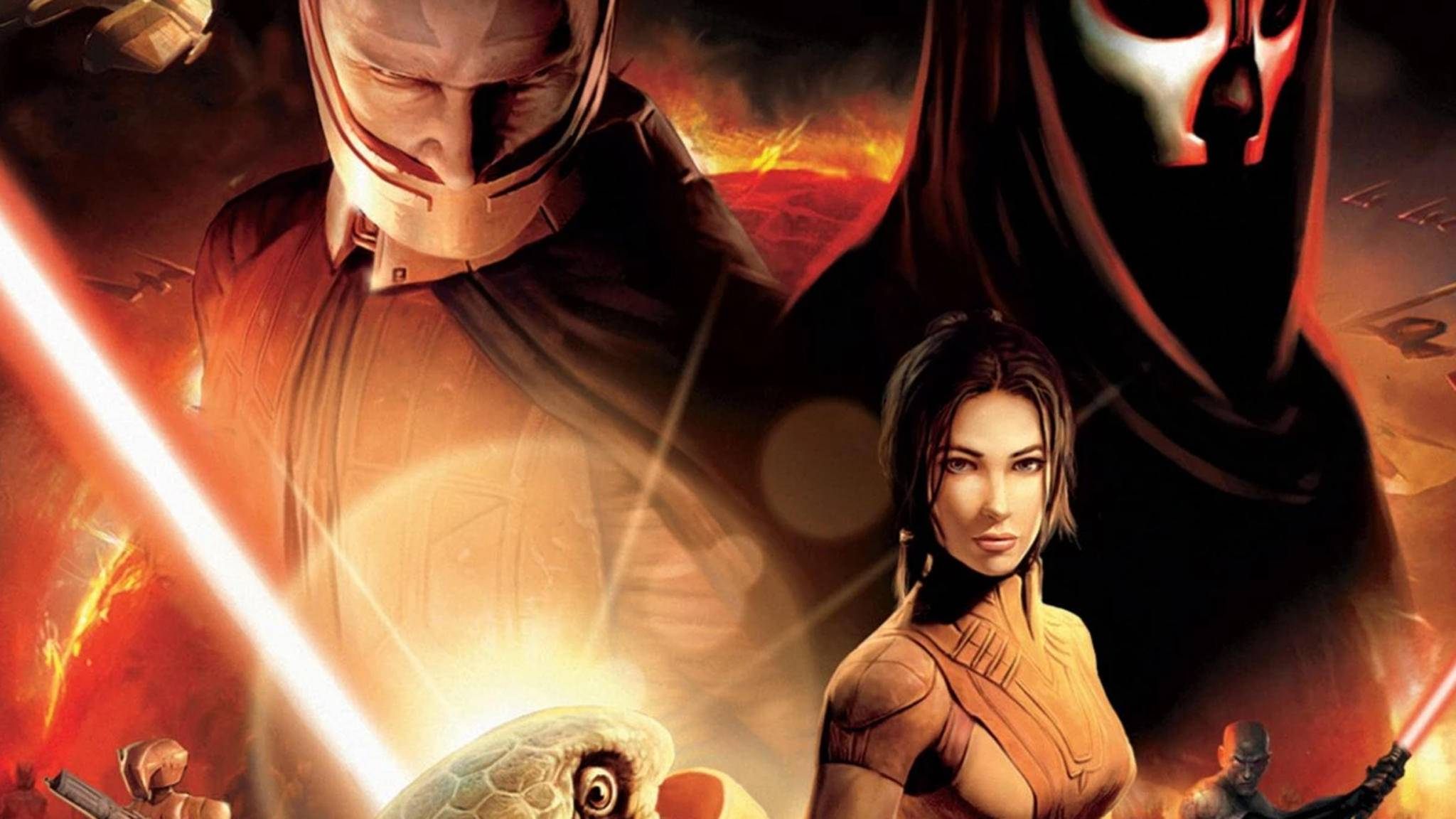 "Star Wars: Knights of the Old Republic 3"" in Arbeit?"