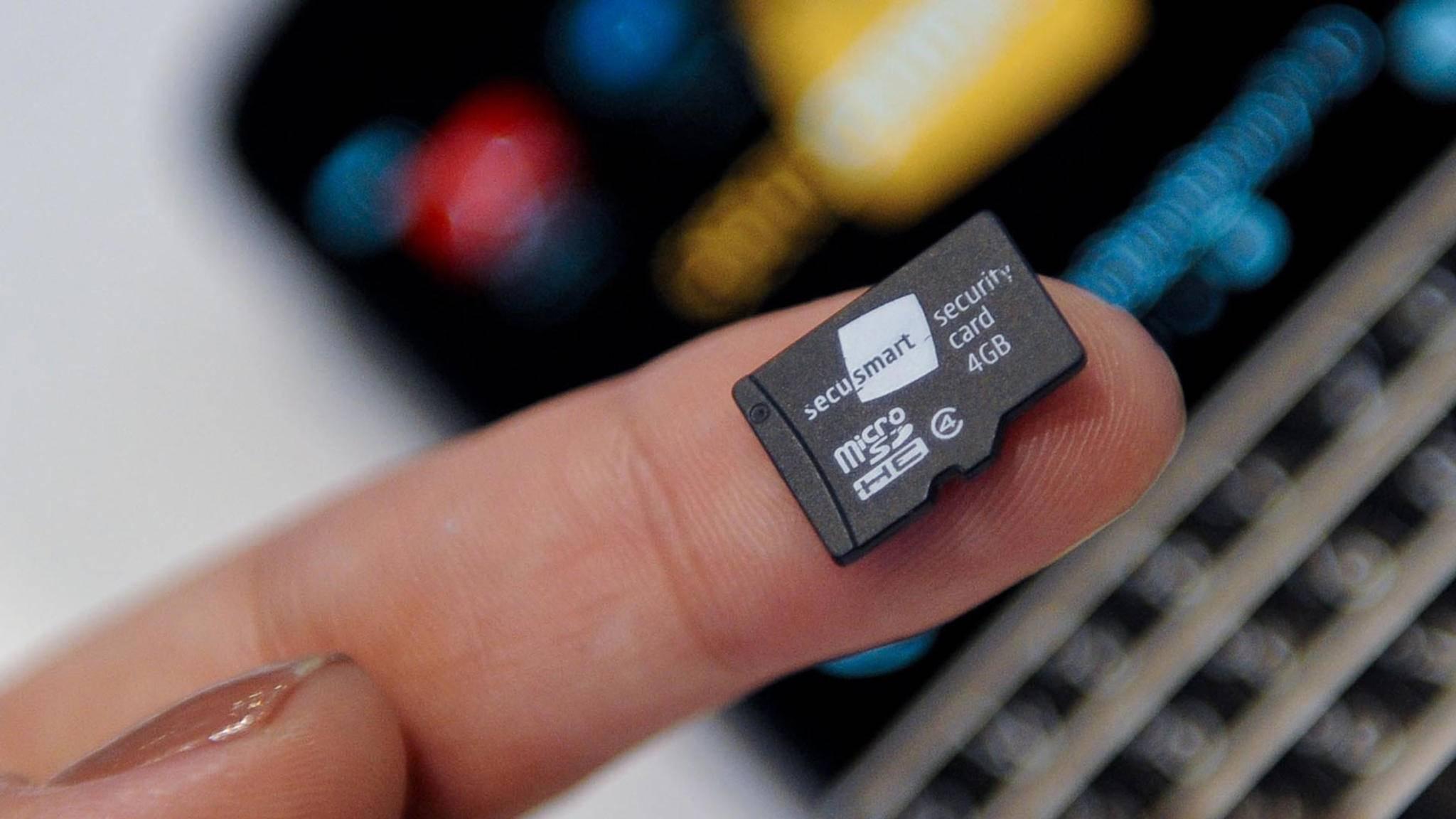Das kannst Du tun, wenn Dein Smartphone die SD-Karte nicht erkennt.