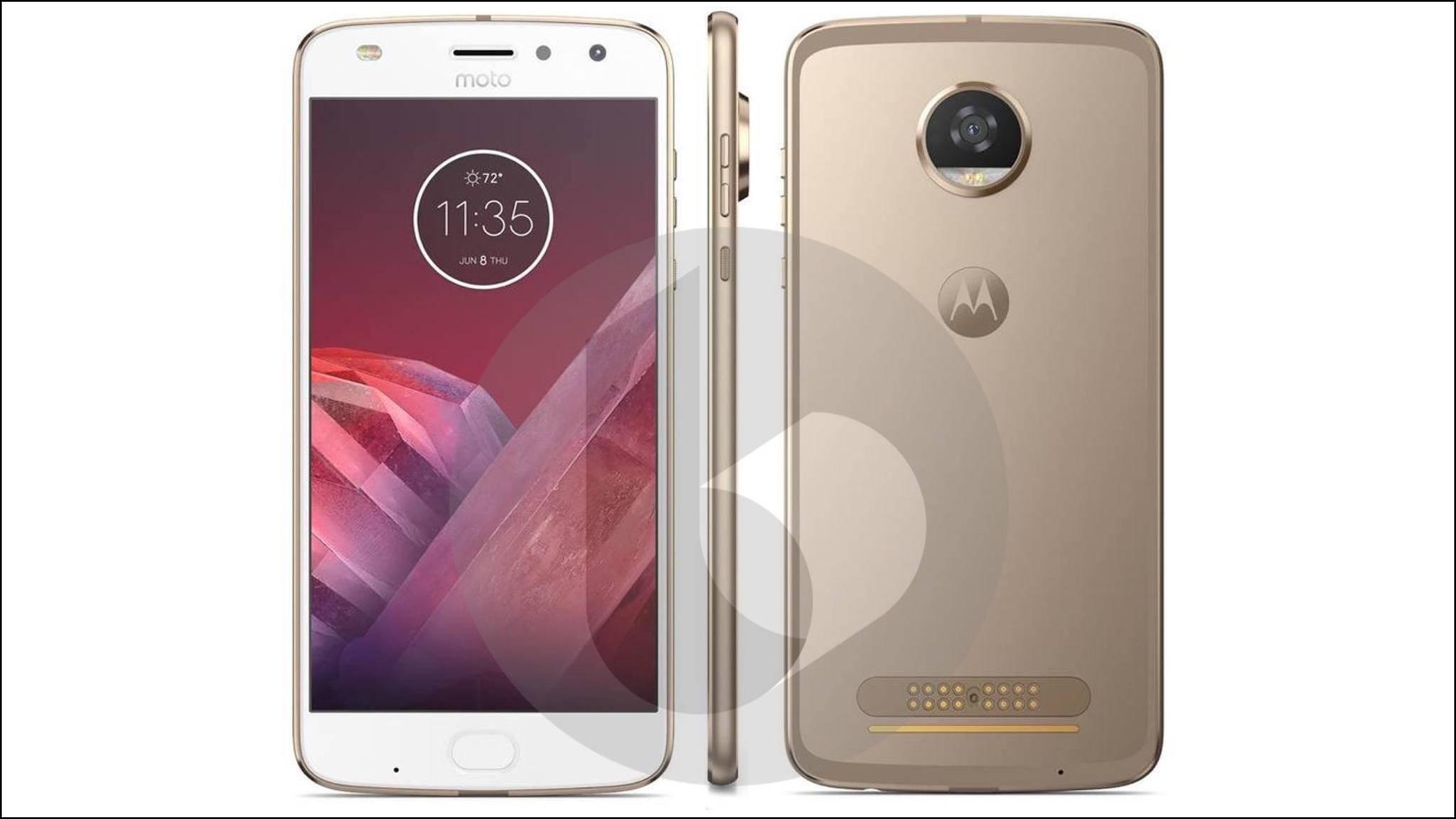 Ein schlankes Smartphone hat auch Nachteile – im Falle des Moto Z2 Play soll der Akku kleiner ausfallen.