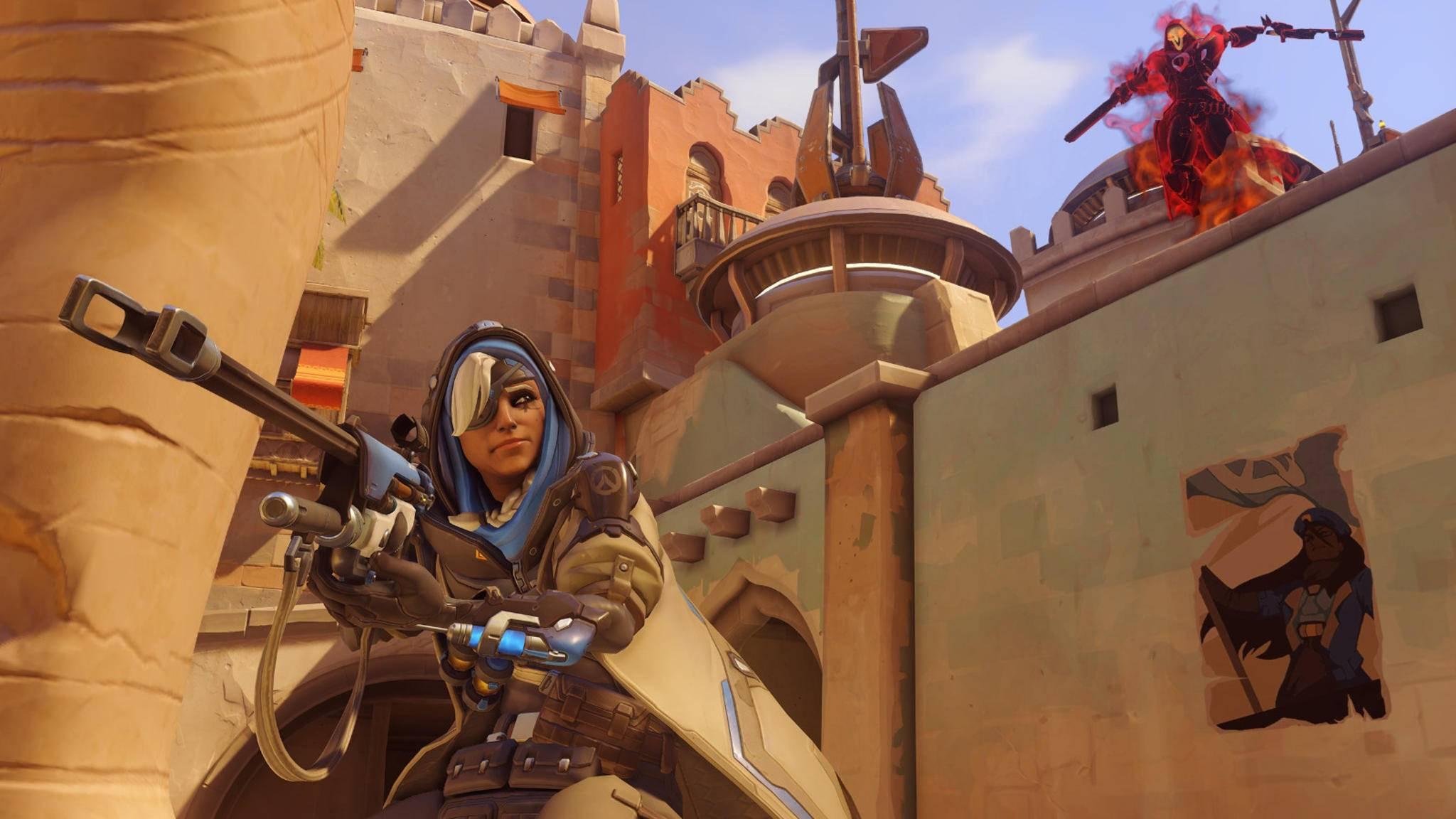 Overwatch: Blizzard arbeitet an sechs neuen Karten