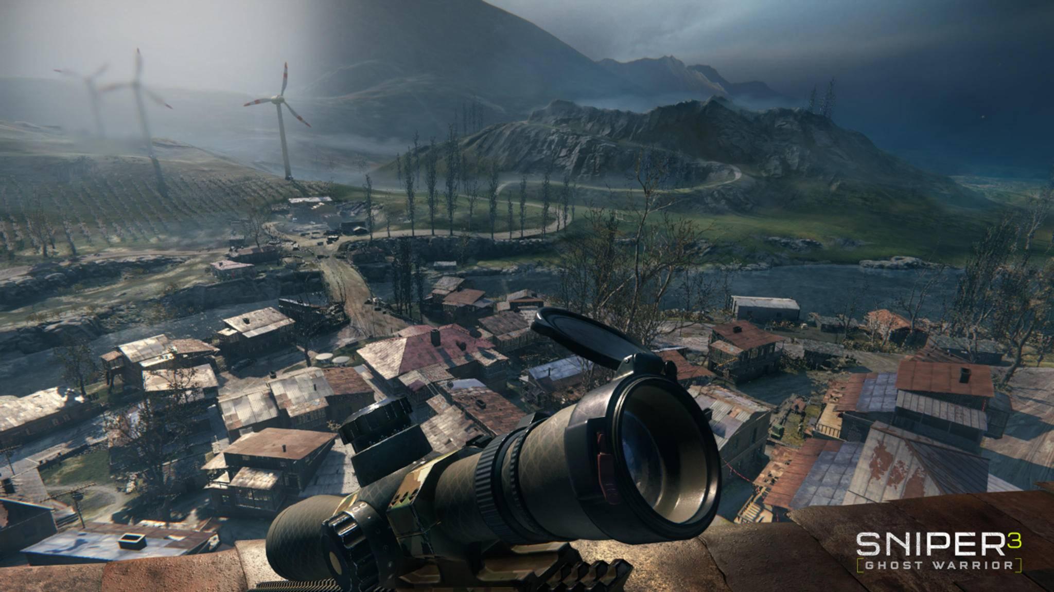 Multiplayer von Sniper: Ghost Warrior 3 erst später