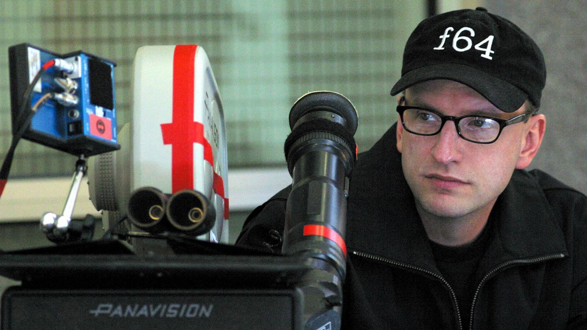 "Welcome back: Steven Soderbergh ist mit der Comedy ""Logan Lucky"" zurück in Hollywood."